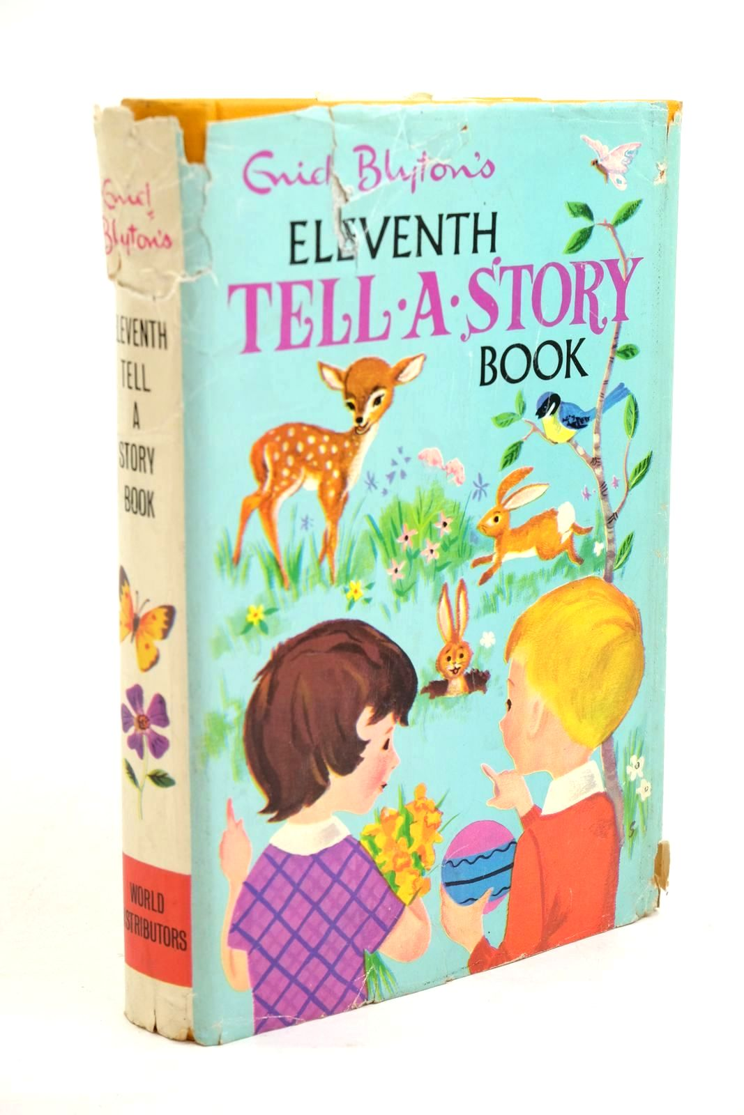 Photo of ENID BLYTON'S ELEVENTH TELL-A-STORY BOOK written by Blyton, Enid published by World Distributors Ltd. (STOCK CODE: 1321093)  for sale by Stella & Rose's Books