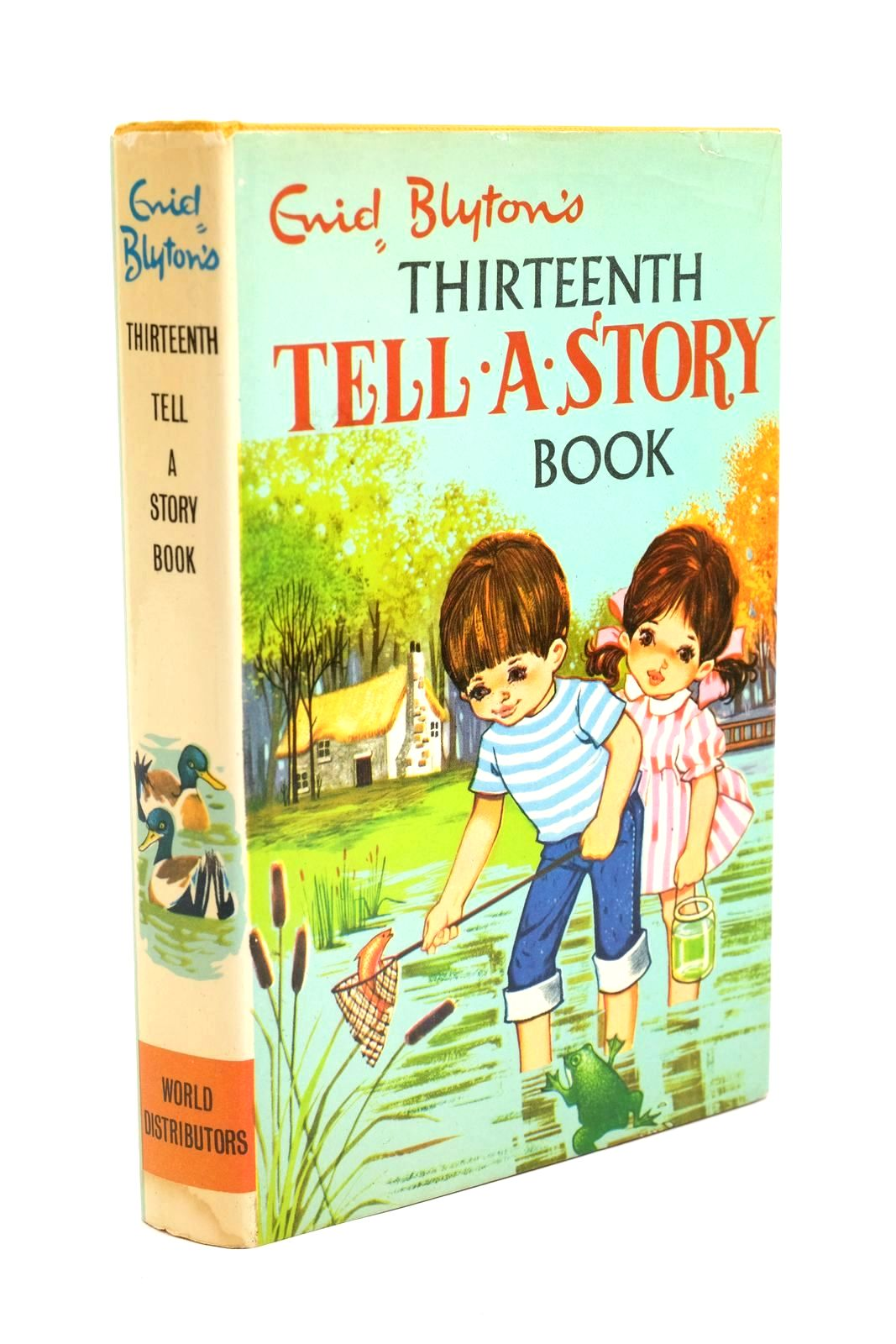 Photo of ENID BLYTON'S THIRTEENTH TELL-A-STORY BOOK- Stock Number: 1321094