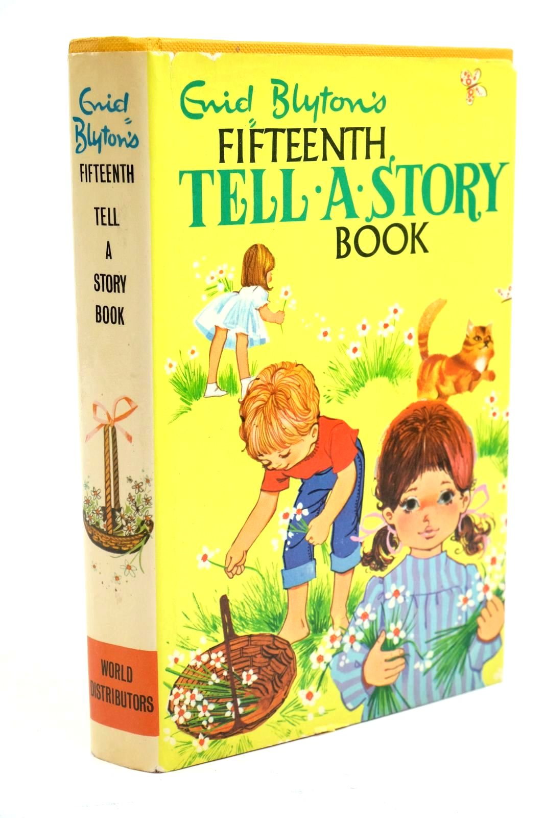 Photo of ENID BLYTON'S FIFTEENTH TELL-A-STORY BOOK- Stock Number: 1321096
