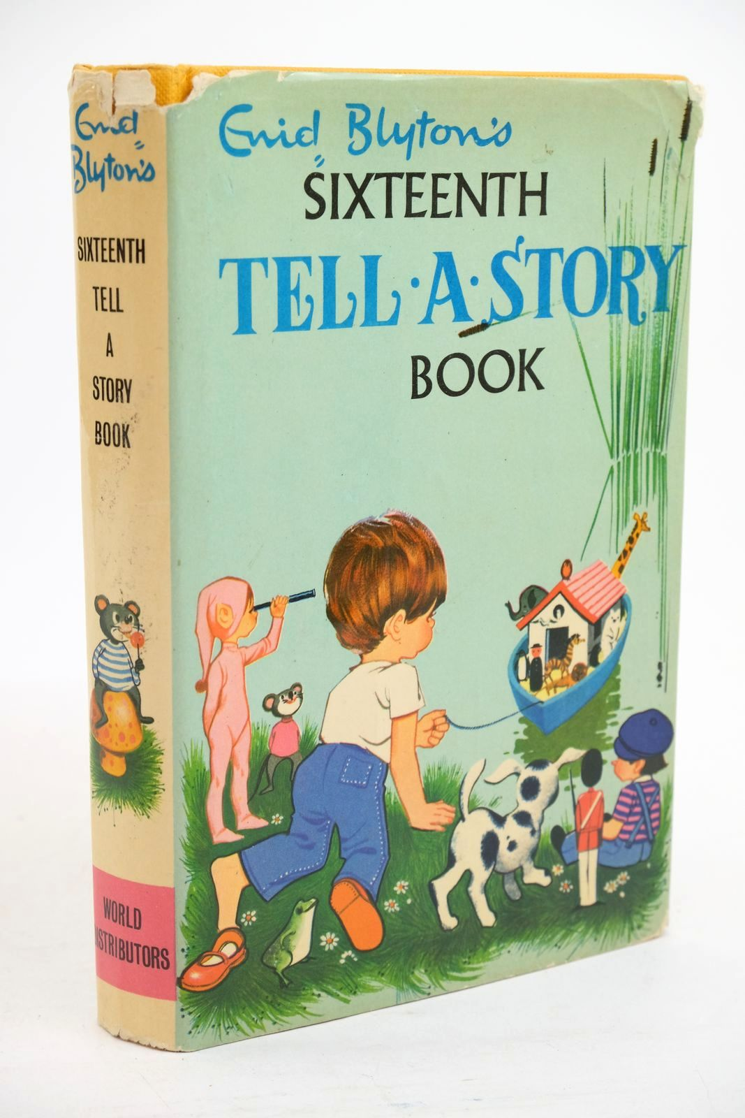 Photo of ENID BLYTON'S SIXTEENTH TELL-A-STORY BOOK- Stock Number: 1321097