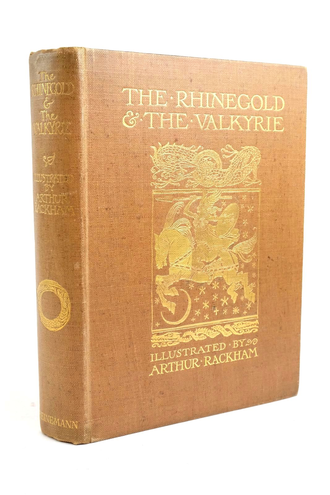 Photo of THE RHINEGOLD & THE VALKYRIE- Stock Number: 1321098
