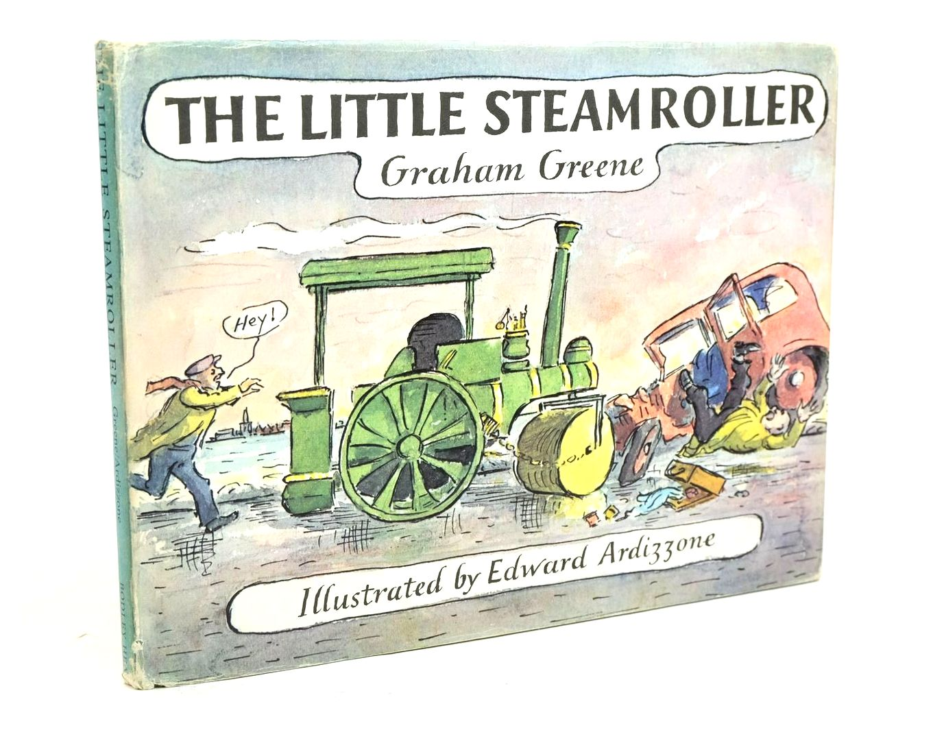 Photo of THE LITTLE STEAMROLLER- Stock Number: 1321102