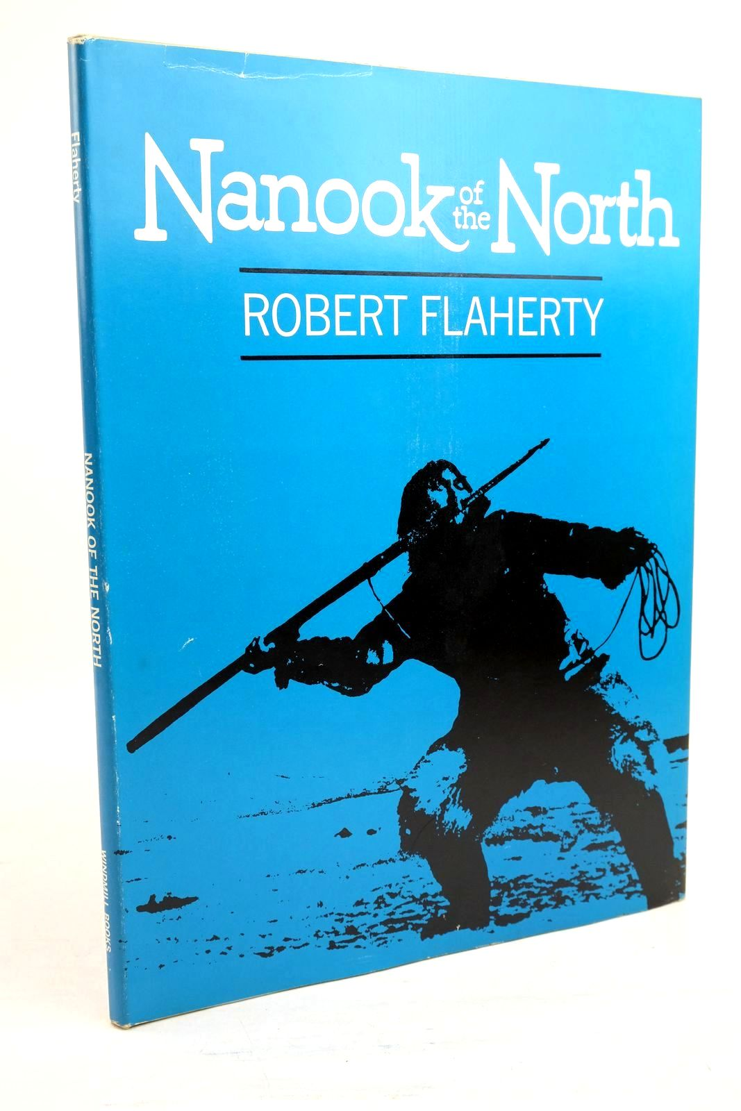 Photo of NANOOK OF THE NORTH written by Flaherty, Robert published by Windmill Books (STOCK CODE: 1321112)  for sale by Stella & Rose's Books