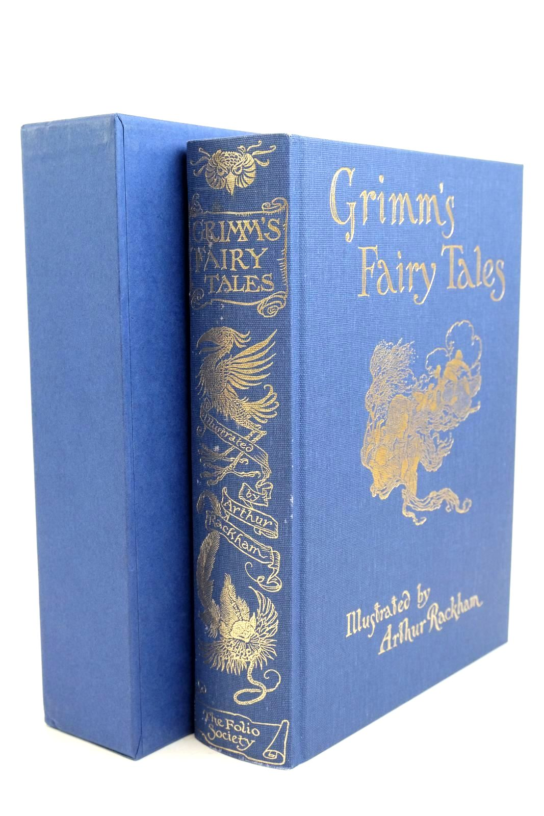 Photo of THE FAIRY TALES OF THE BROTHERS GRIMM written by Grimm, Brothers illustrated by Rackham, Arthur published by Folio Society (STOCK CODE: 1321125)  for sale by Stella & Rose's Books