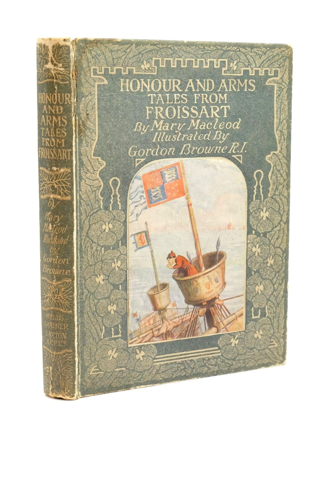 Photo of HONOUR & ARMS TALES FROM FROISSART- Stock Number: 1321137