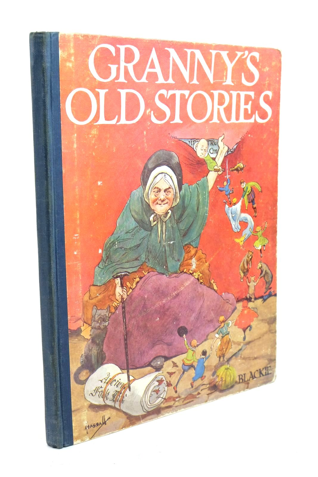 Photo of GRANNY'S OLD STORIES- Stock Number: 1321143