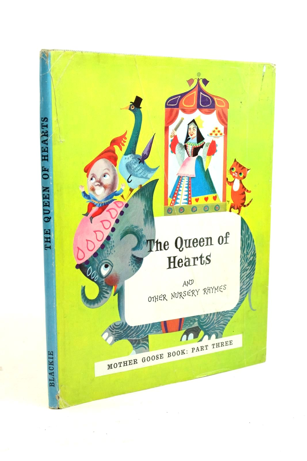 Photo of THE QUEEN OF HEARTS AND OTHER NURSERY RHYMES- Stock Number: 1321147