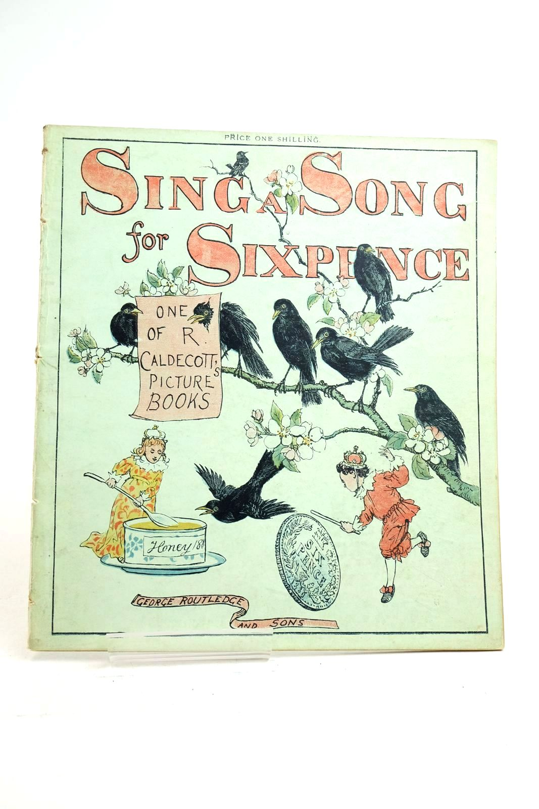Photo of SING A SONG OF SIXPENCE- Stock Number: 1321148