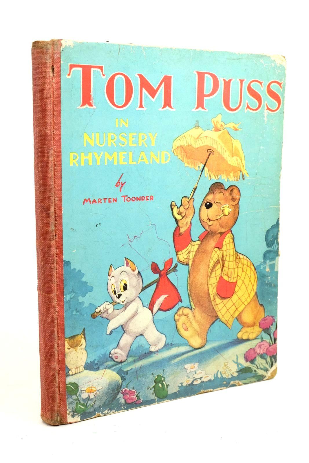 Photo of TOM PUSS IN NURSERY RHYMELAND- Stock Number: 1321152