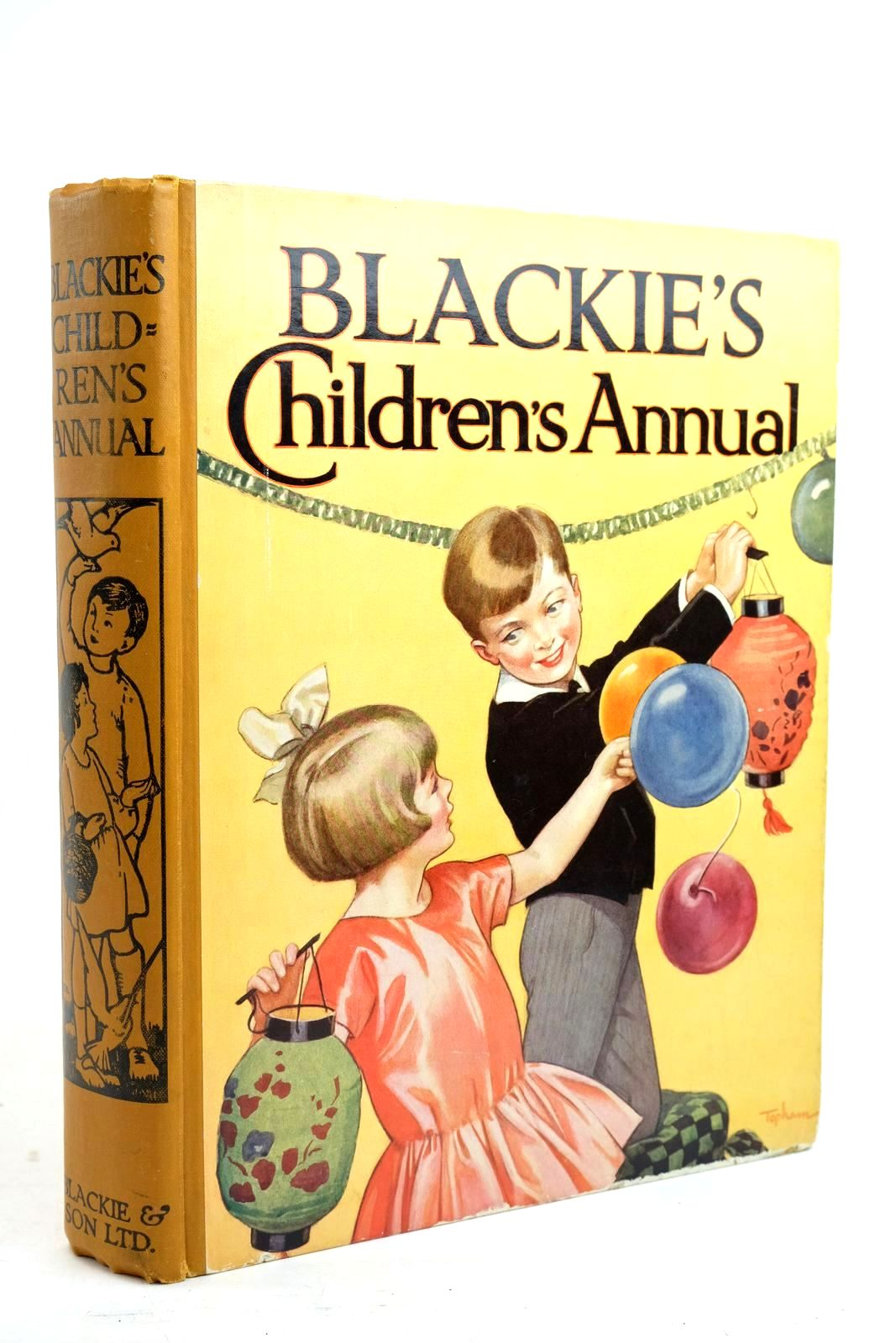 Photo of BLACKIE'S CHILDREN'S ANNUAL 25TH YEAR written by Barnes, Madeline Heward, Constance Pope, Jessie Simeon, Eleanor B. et al,  illustrated by Bestall, Alfred Bull, Rene Rountree, Harry Millar, H.R. Anderson, Anne Beaman, S.G. Hulme et al.,  published by Blackie & Son Ltd. (STOCK CODE: 1321154)  for sale by Stella & Rose's Books