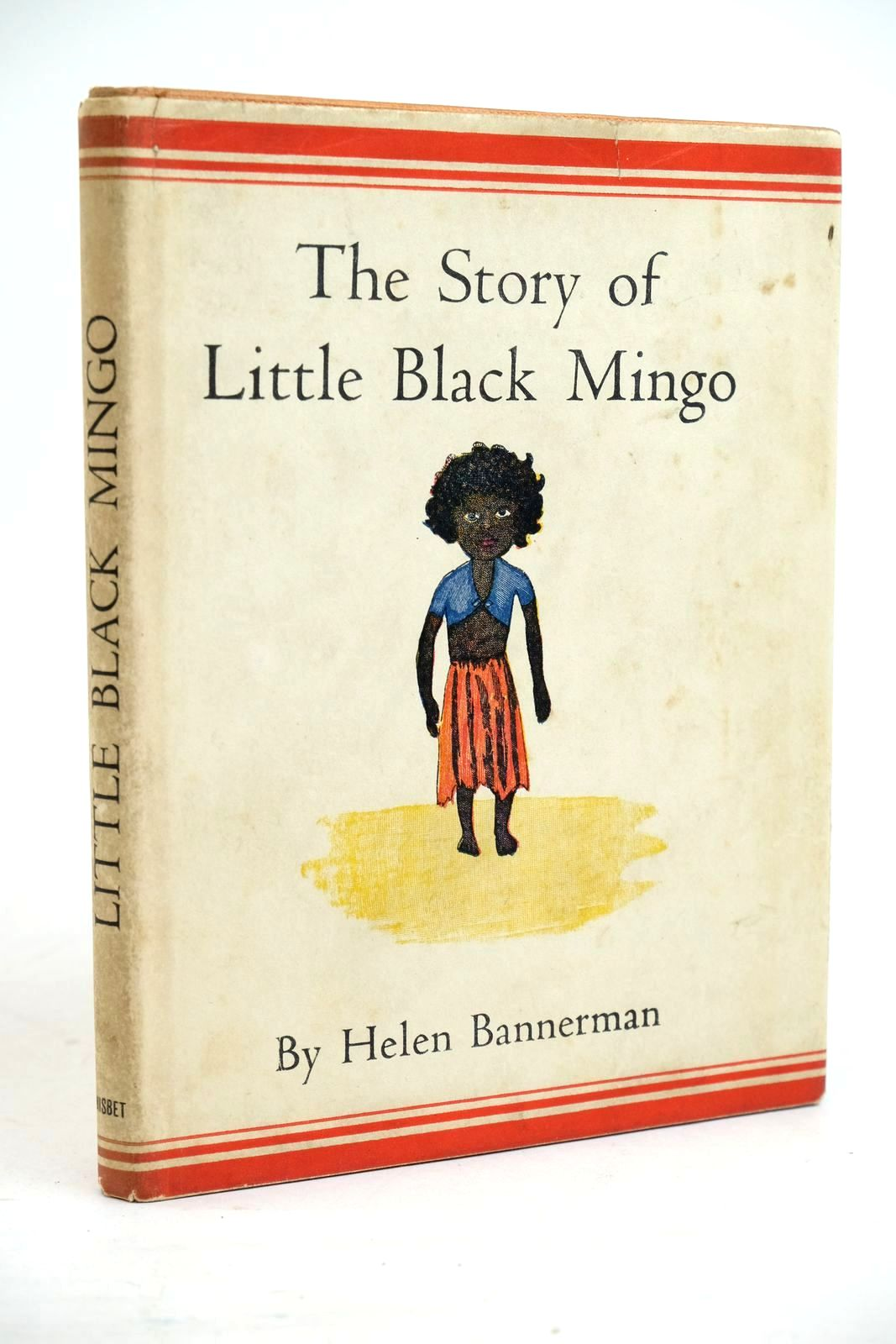 Photo of THE STORY OF LITTLE BLACK MINGO- Stock Number: 1321157