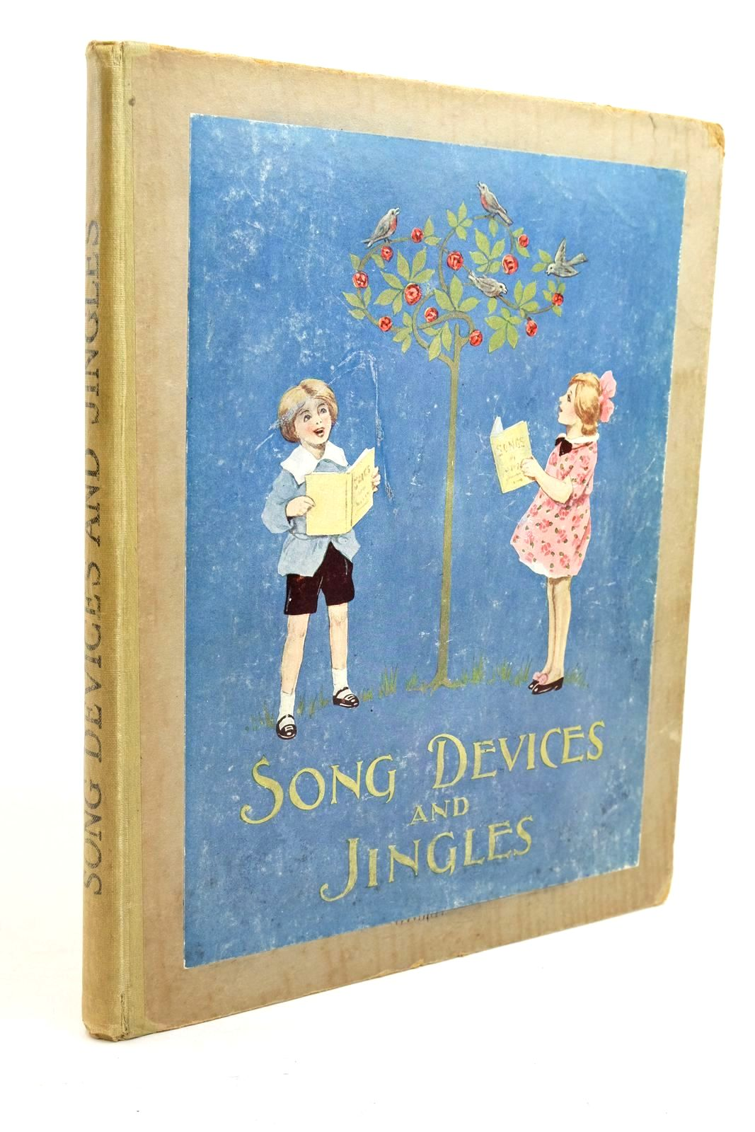 Photo of SONG DEVICES AND JINGLES written by Smith, Eleanor illustrated by Young, Florence Pearse, S.B. Nixon, Kathleen published by Waverley Book Company Ltd. (STOCK CODE: 1321165)  for sale by Stella & Rose's Books