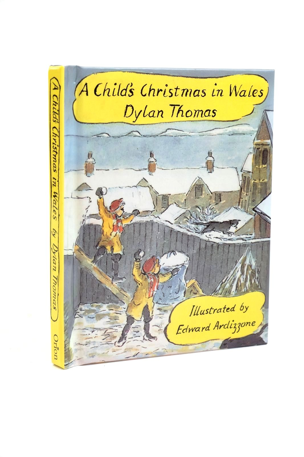 Photo of A CHILD'S CHRISTMAS IN WALES- Stock Number: 1321169