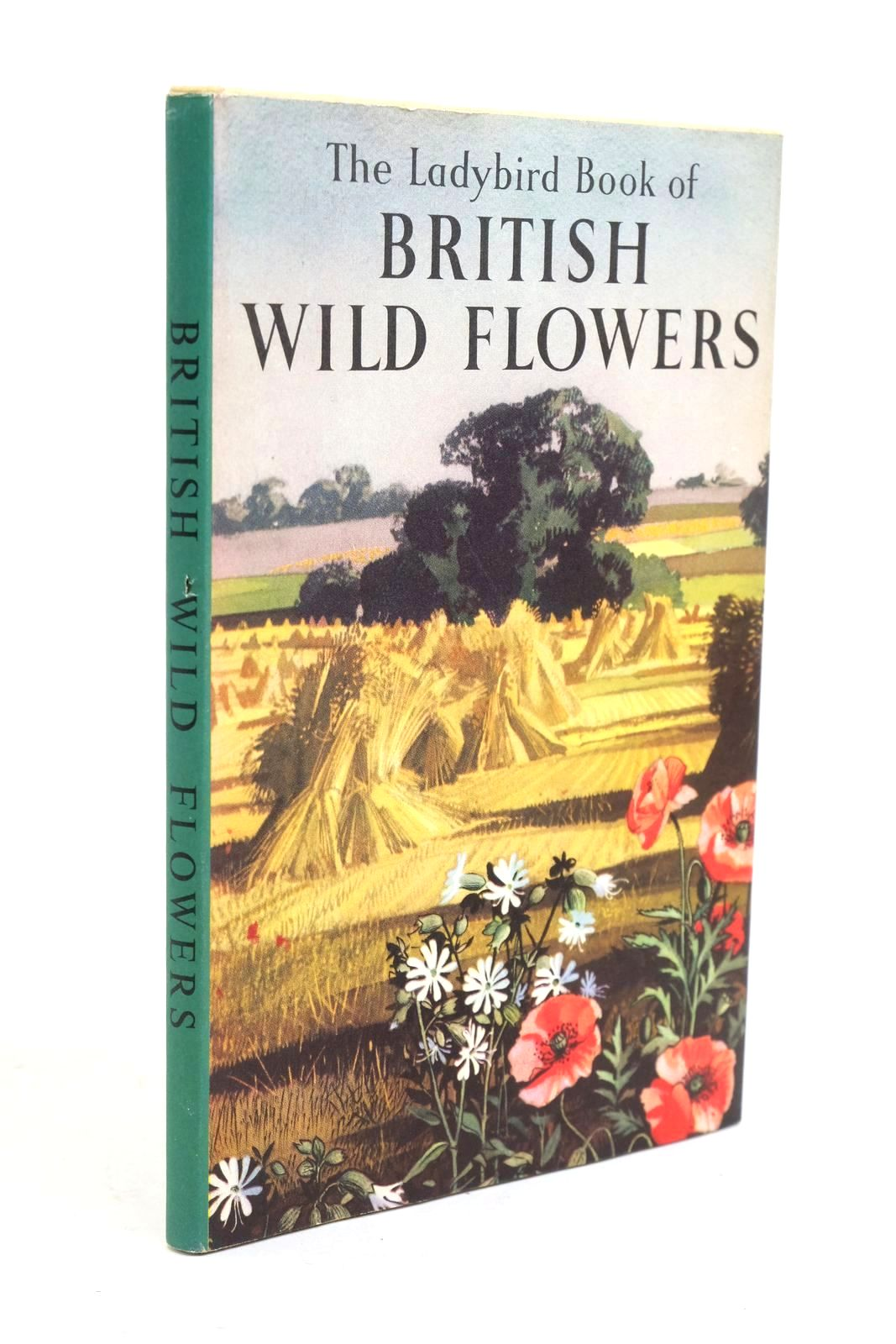 Photo of THE LADYBIRD BOOK OF BRITISH WILD FLOWERS- Stock Number: 1321171