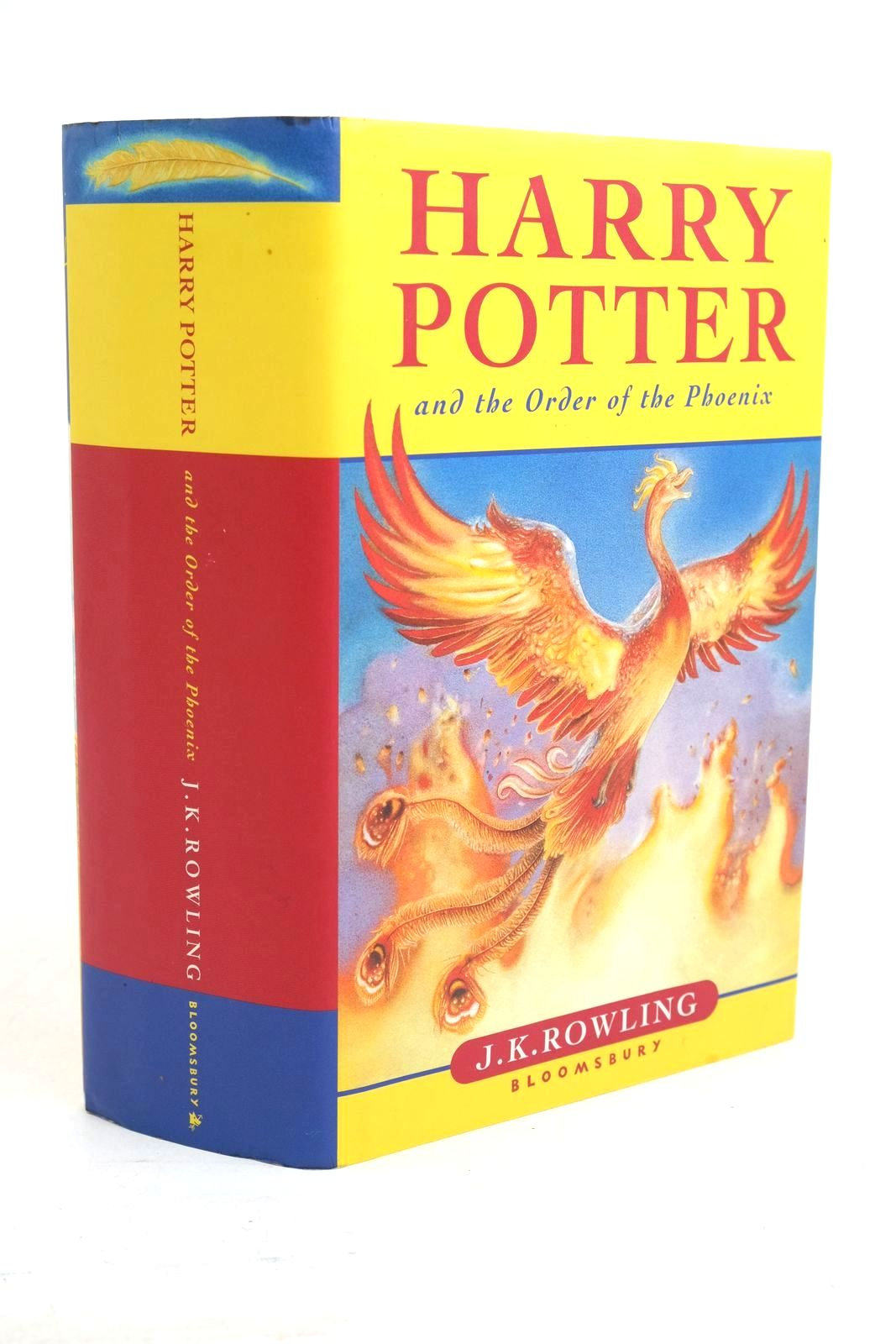 Photo of HARRY POTTER AND THE ORDER OF THE PHOENIX- Stock Number: 1321172