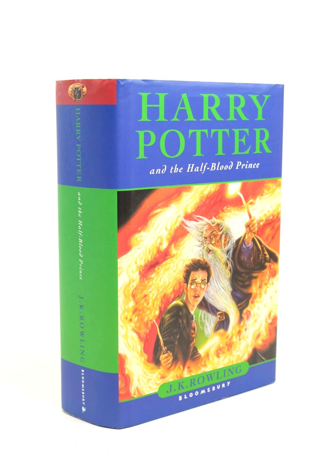 Photo of HARRY POTTER AND THE HALF-BLOOD PRINCE- Stock Number: 1321174