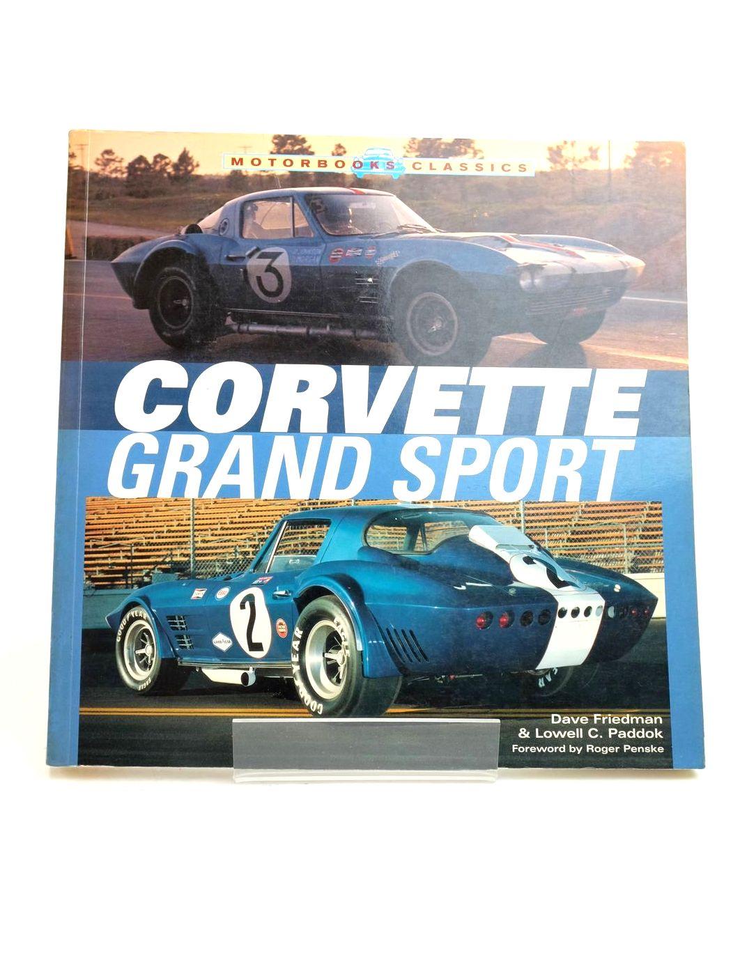 Photo of CORVETTE GRAND SPORT- Stock Number: 1321175
