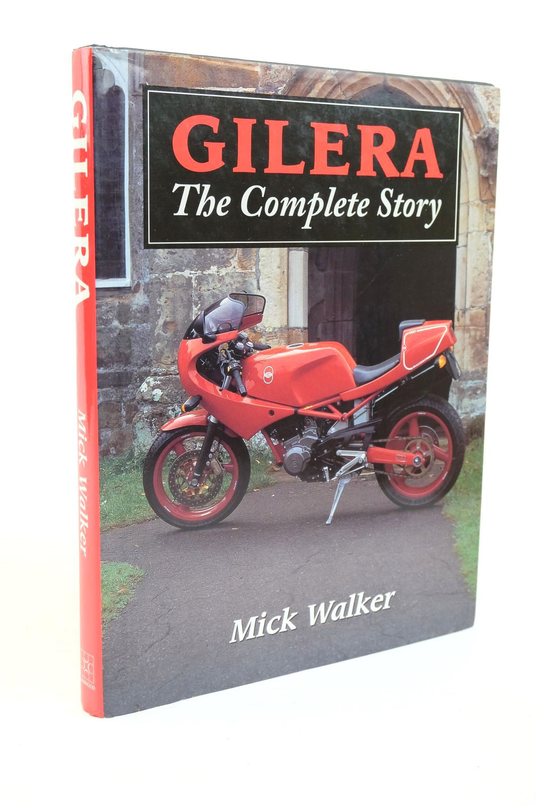 Photo of GILERA THE COMPLETE STORY- Stock Number: 1321179