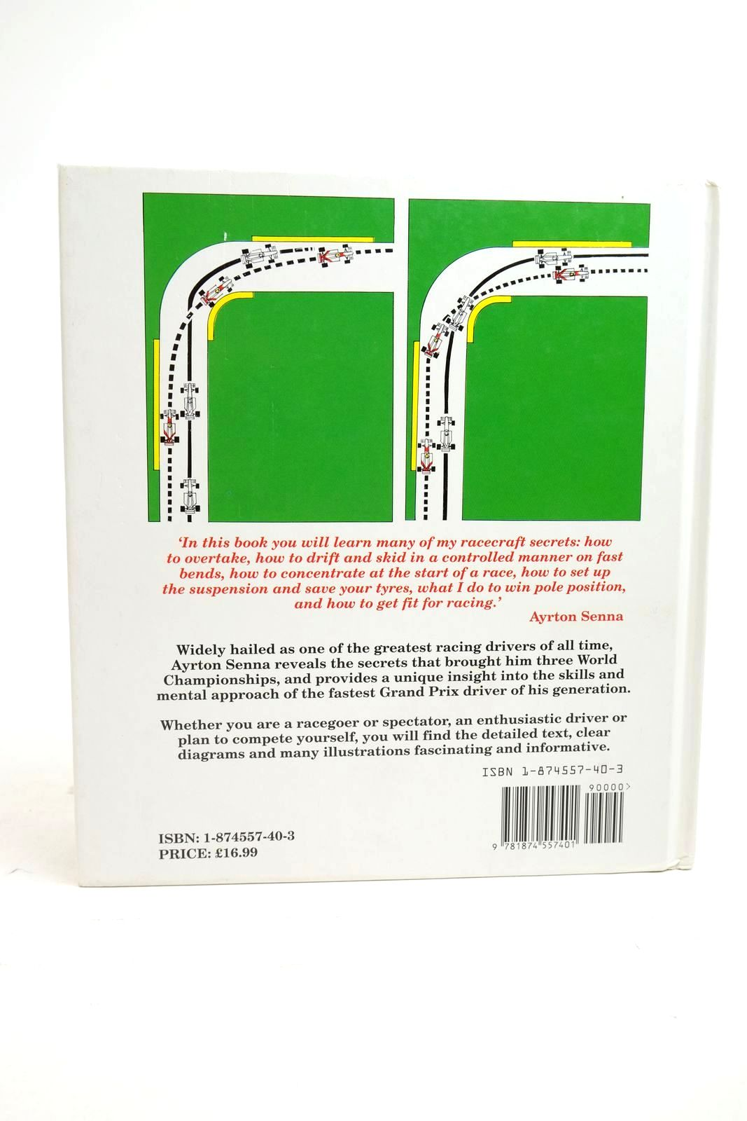 Photo of AYRTON SENNA'S PRINCIPLES OF RACE DRIVING written by Senna, Ayrton published by Hazleton Publishing (STOCK CODE: 1321182)  for sale by Stella & Rose's Books