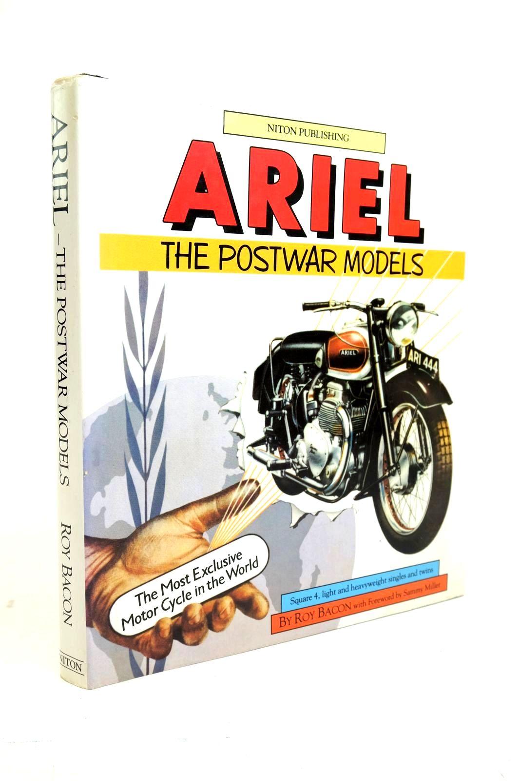 Photo of ARIEL THE POSTWAR MODELS- Stock Number: 1321183