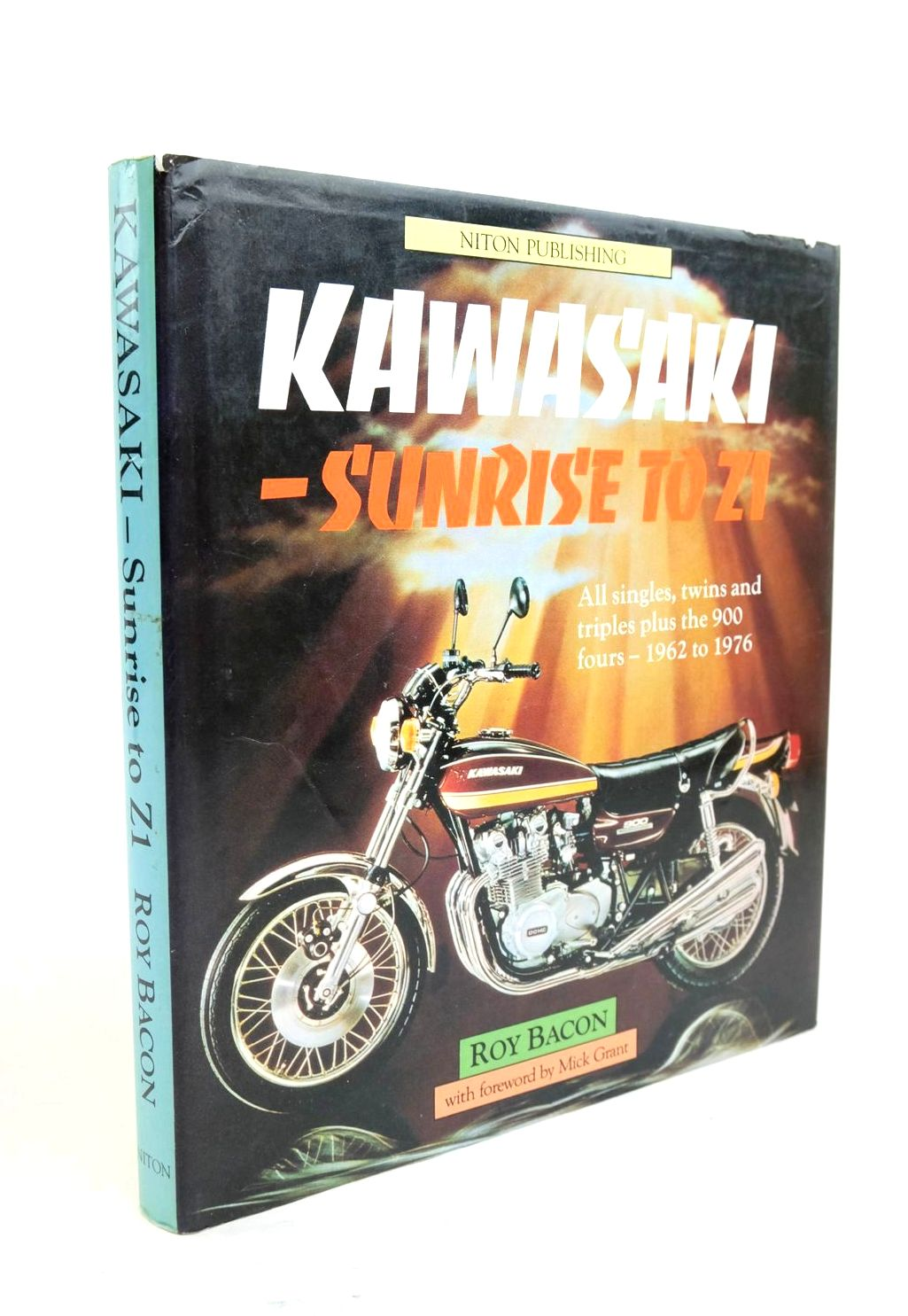 Photo of KAWASAKI SUNRISE TO Z1- Stock Number: 1321186