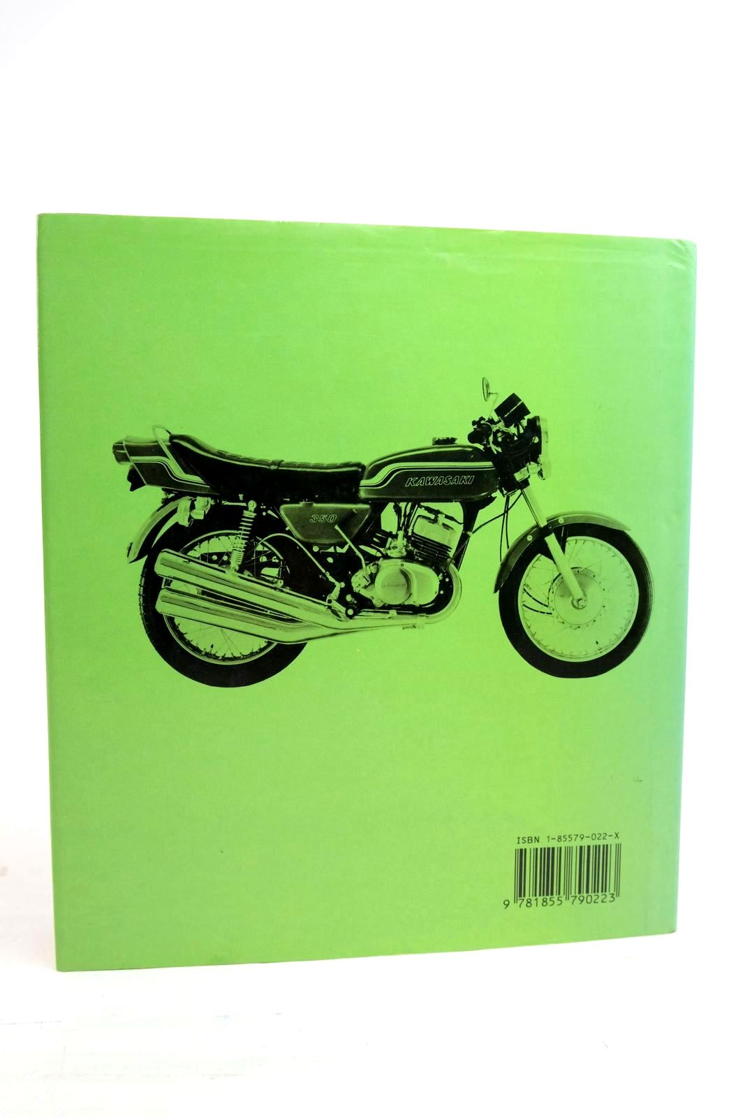Photo of KAWASAKI SUNRISE TO Z1 written by Bacon, Roy published by Niton Publishing (STOCK CODE: 1321186)  for sale by Stella & Rose's Books