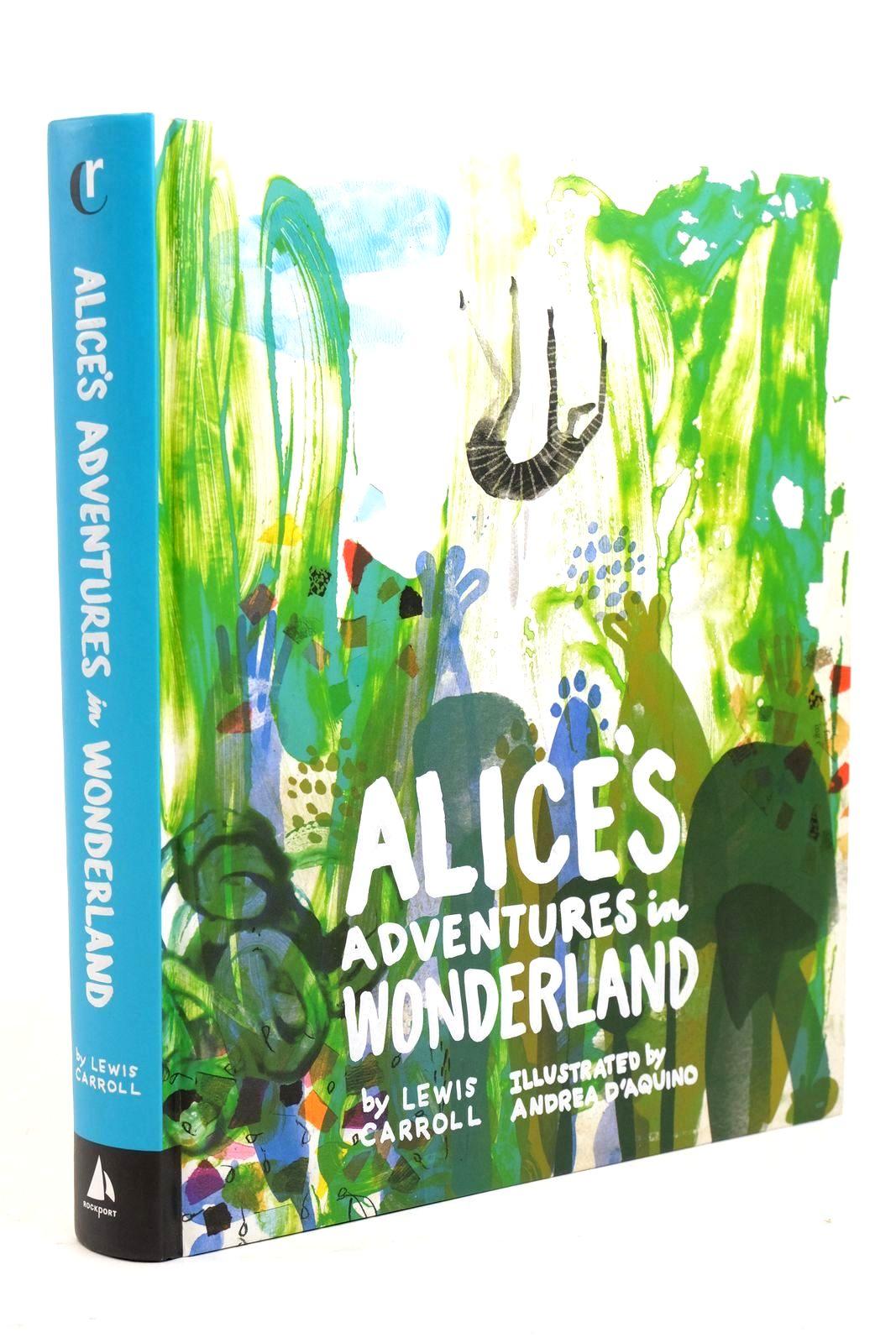 Photo of ALICE'S ADVENTURES IN WONDERLAND- Stock Number: 1321197