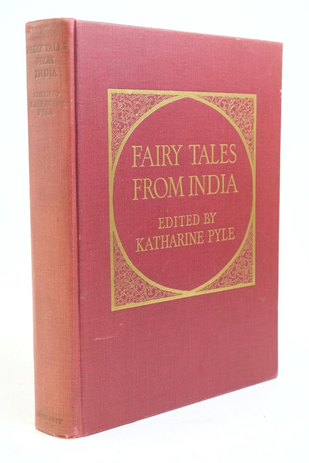 Photo of FAIRY TALES FROM INDIA written by Pyle, Katharine illustrated by Pyle, Katharine published by J.B. Lippincott Company (STOCK CODE: 1321198)  for sale by Stella & Rose's Books