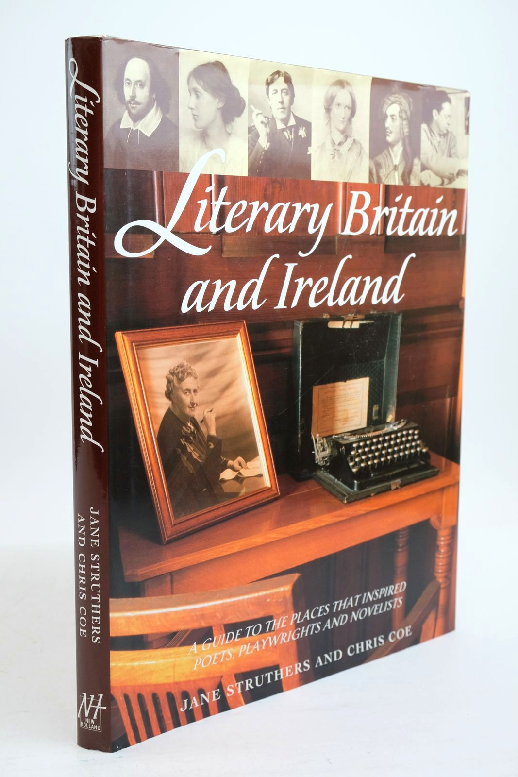 Photo of LITERARY BRITAIN AND IRELAND- Stock Number: 1321209