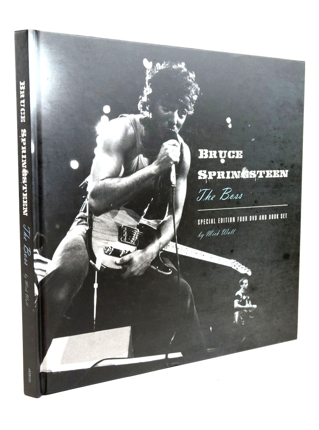 Photo of BRUCE SPRINGSTEEN THE BOSS written by Wall, Mick published by Abstract Sounds Books Ltd (STOCK CODE: 1321212)  for sale by Stella & Rose's Books