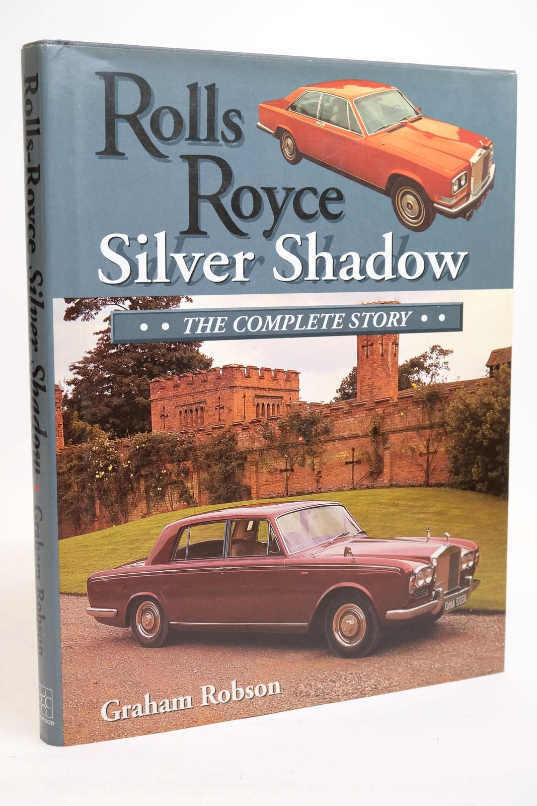 Photo of ROLLS-ROYCE SILVER SHADOW THE COMPLETE STORY- Stock Number: 1321213