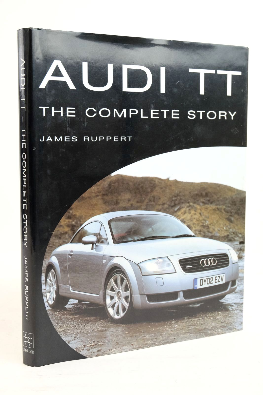 Photo of AUDI TT THE COMPLETE STORY- Stock Number: 1321215