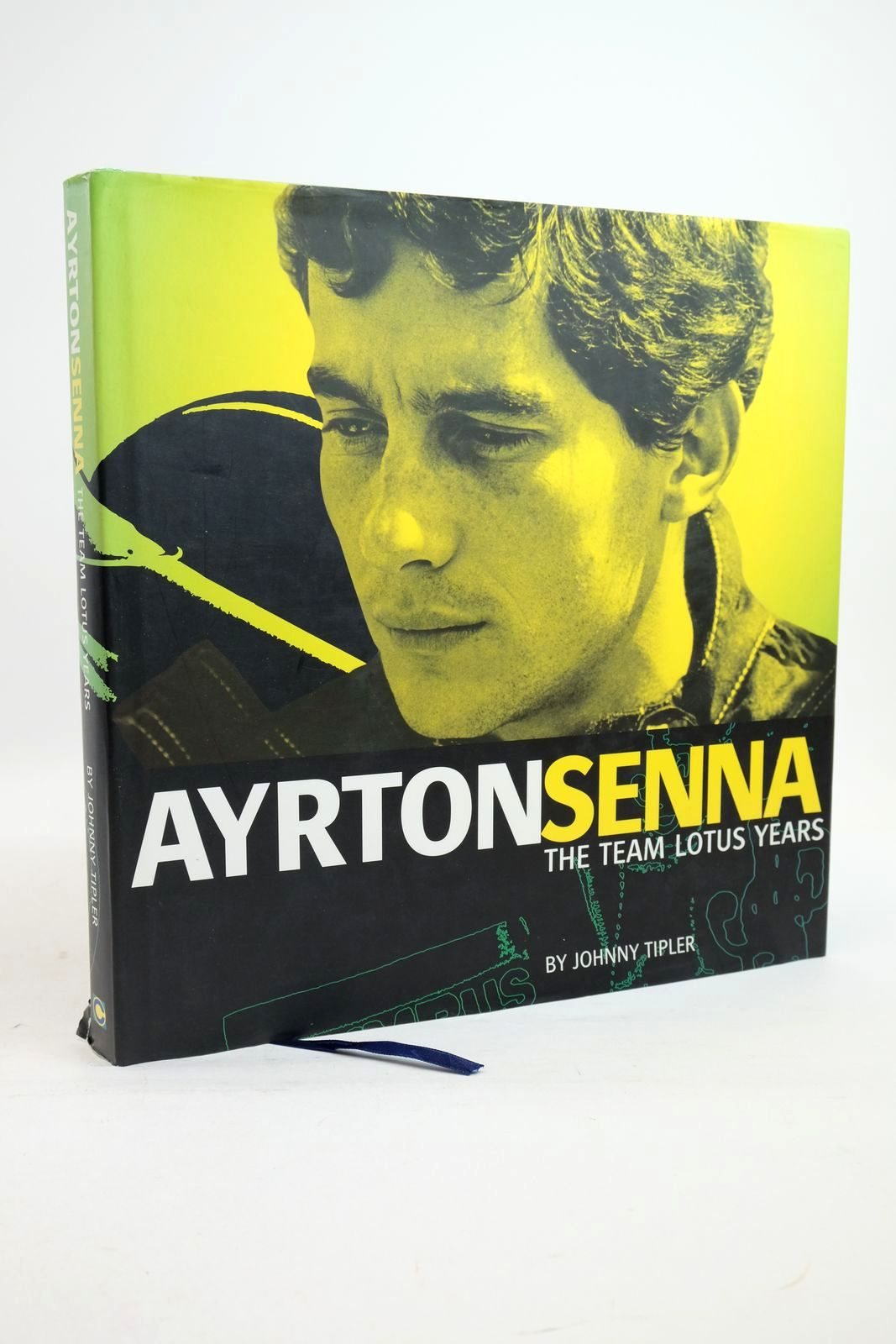 Photo of AYRTON SENNA THE TEAM LOTUS YEARS written by Tipler, Johnny published by Coterie Press Limited (STOCK CODE: 1321221)  for sale by Stella & Rose's Books