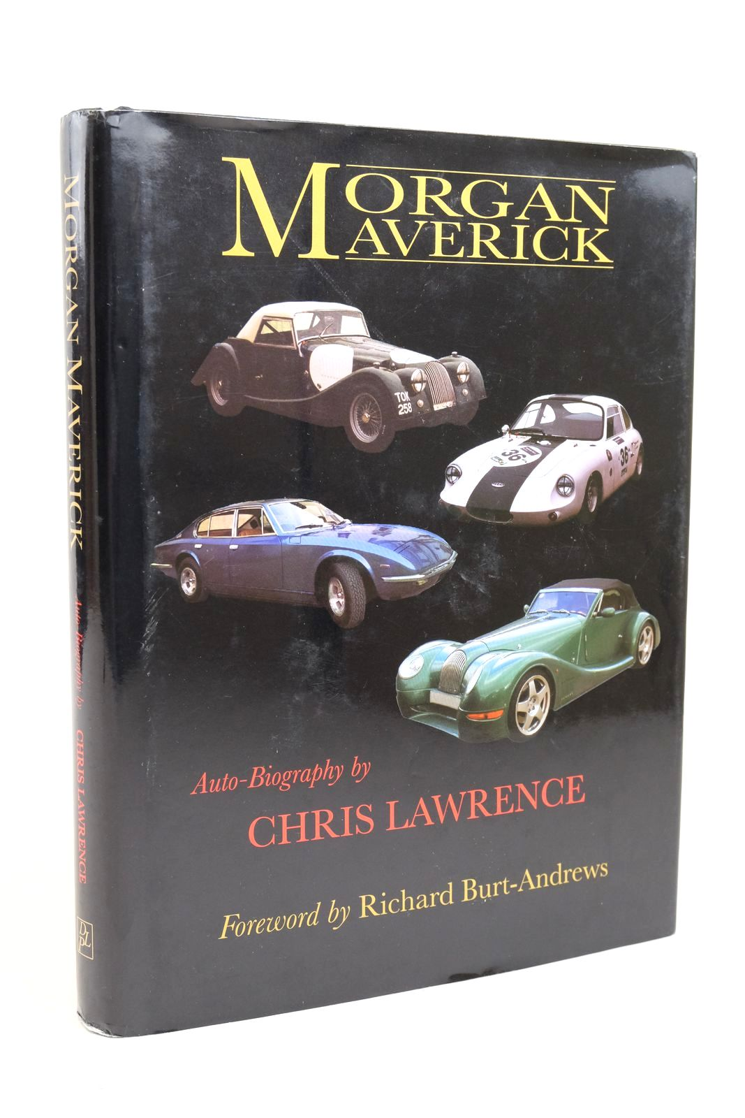 Photo of MORGAN MAVERICK written by Lawrence, Chris published by Douglas Loveridge Publications (STOCK CODE: 1321222)  for sale by Stella & Rose's Books