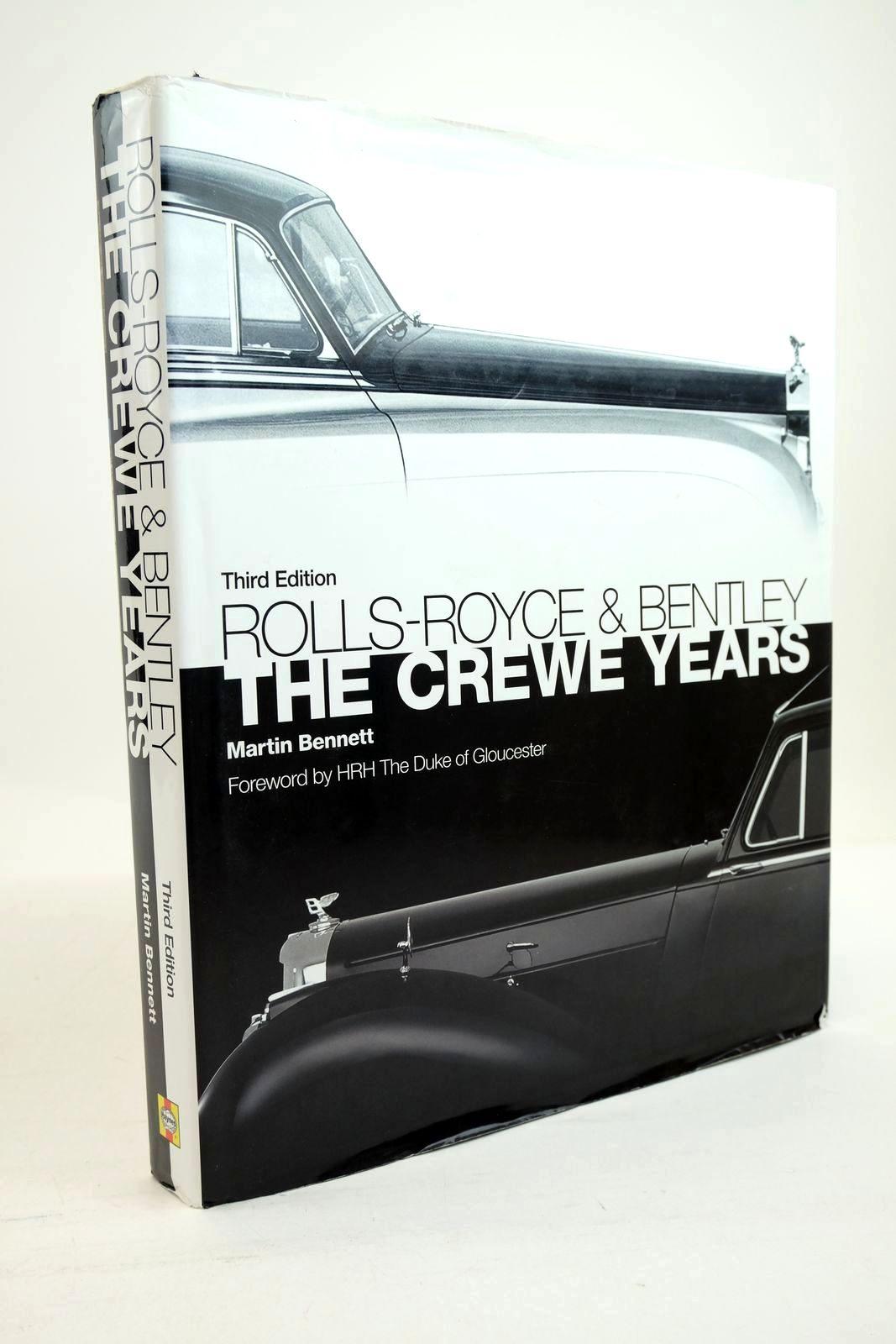 Photo of ROLLS-ROYCE AND BENTLEY: THE CREWE YEARS- Stock Number: 1321227