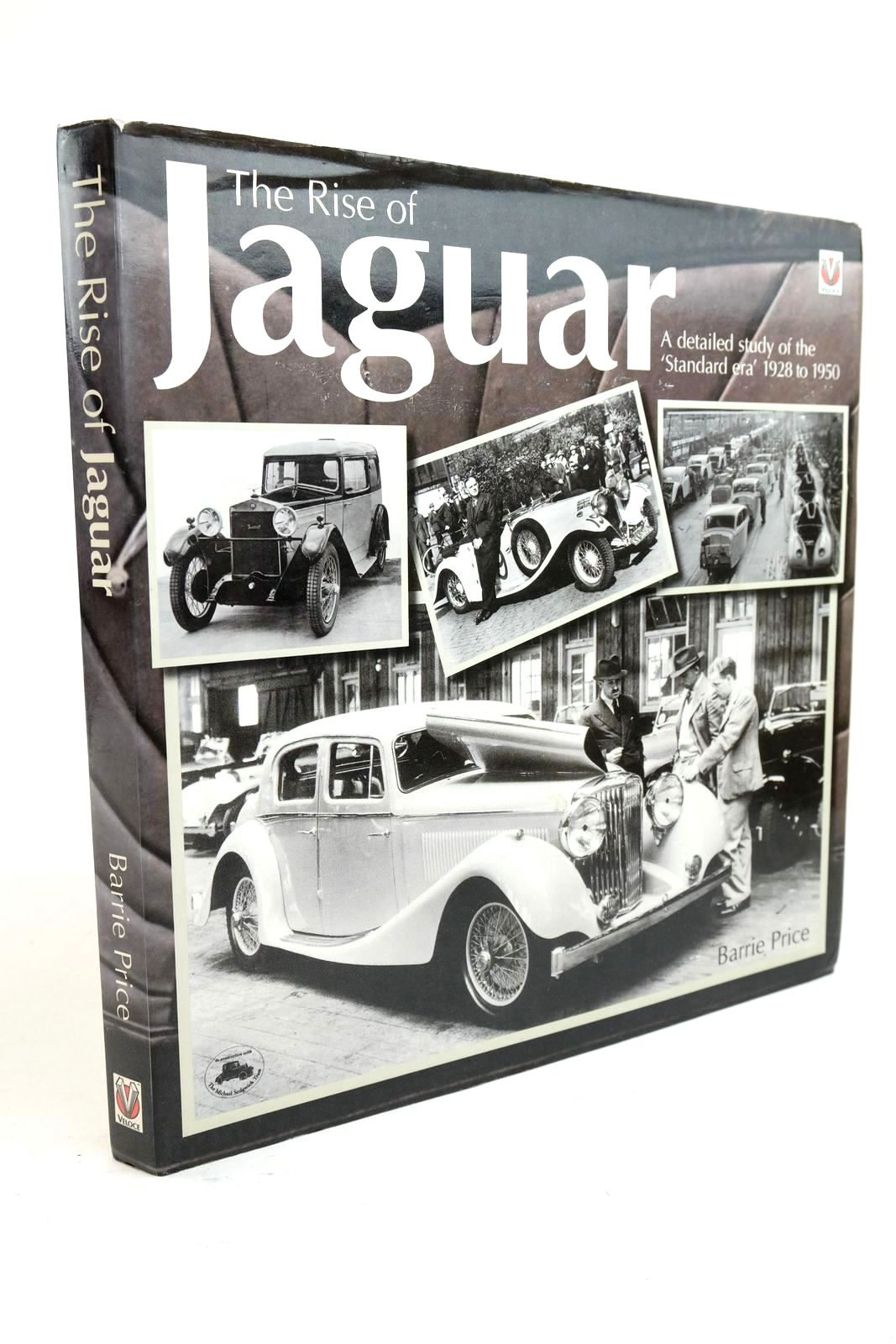 Photo of THE RISE OF JAGUAR written by Price, Barrie published by Veloce Publishing (STOCK CODE: 1321229)  for sale by Stella & Rose's Books