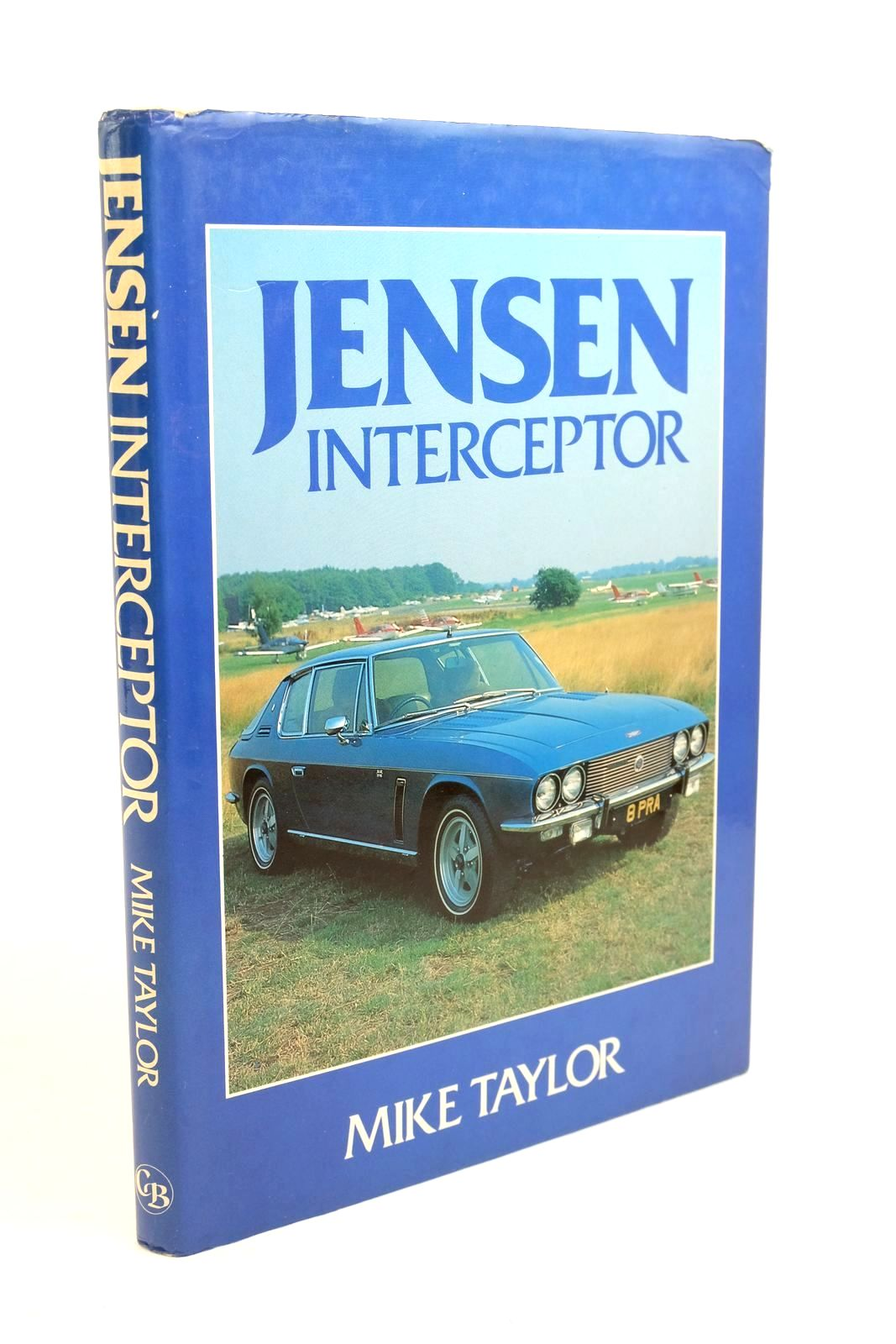 Photo of JENSEN INTERCEPTOR written by Taylor, Mike published by Cadogan Books (STOCK CODE: 1321238)  for sale by Stella & Rose's Books