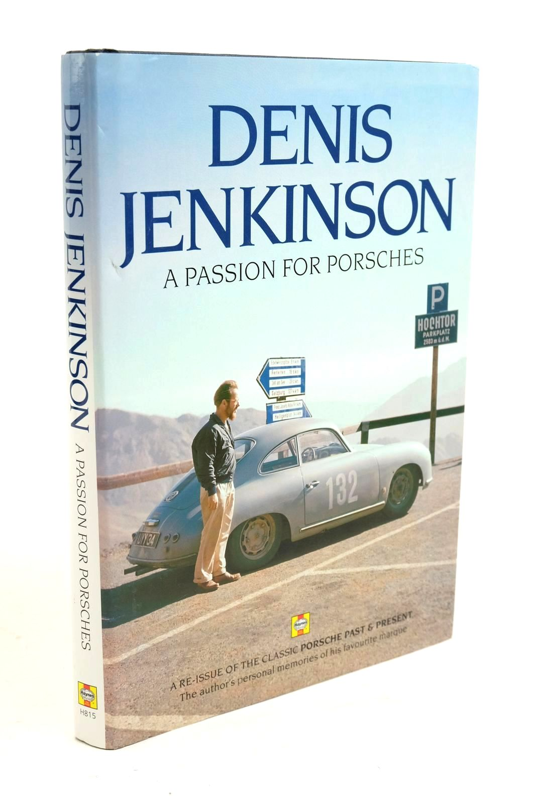 Photo of A PASSION FOR PORSCHES written by Jenkinson, Denis published by Haynes Publishing (STOCK CODE: 1321239)  for sale by Stella & Rose's Books