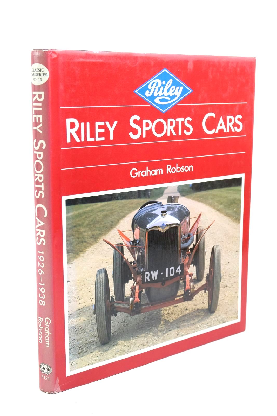 Photo of RILEY SPORTS CARS 1926-1938 written by Robson, Graham published by The Oxford Illustrated Press, Haynes (STOCK CODE: 1321240)  for sale by Stella & Rose's Books