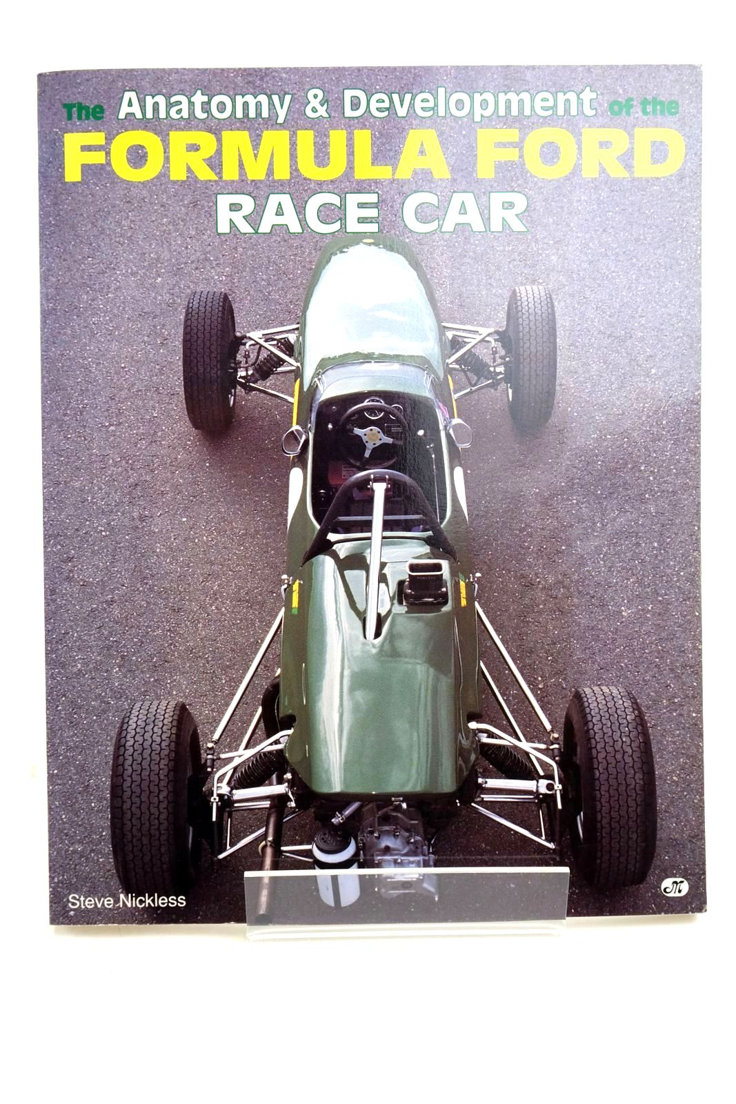 Photo of THE ANATOMY & DEVELOPMENT OF THE FORMULA FORD RACE CAR written by Nickless, Steve published by Motorbooks International (STOCK CODE: 1321244)  for sale by Stella & Rose's Books