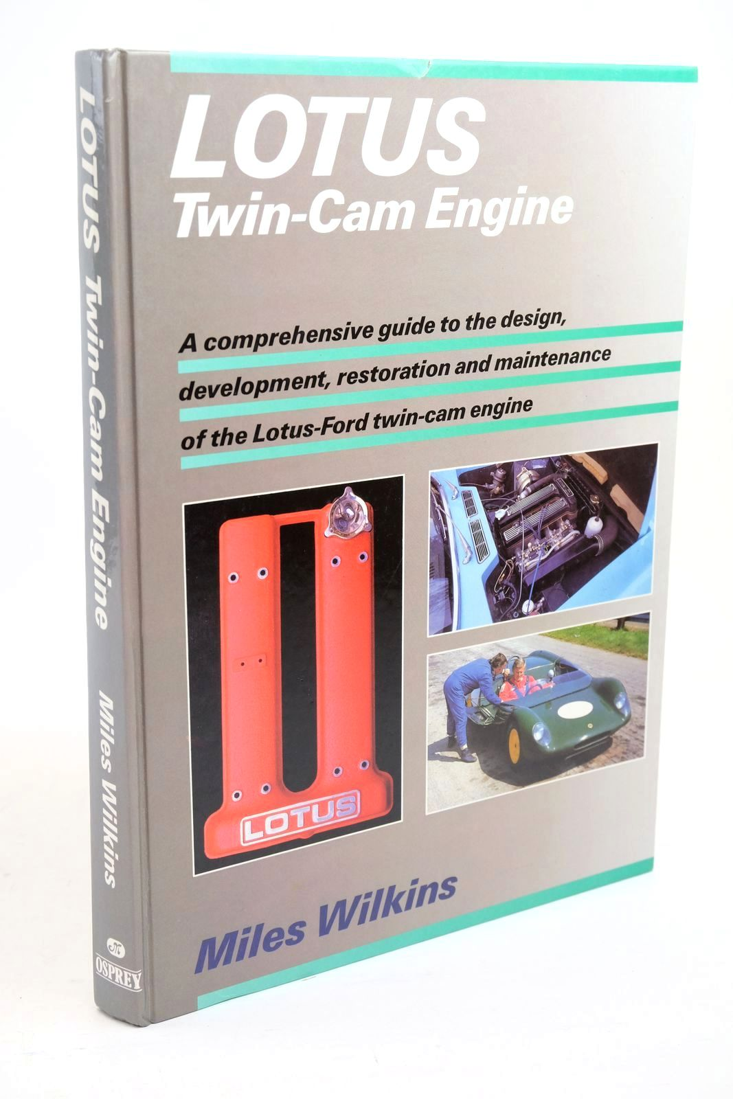 Photo of LOTUS TWIN-CAM ENGINE written by Wilkins, Miles published by Osprey Publications Ltd (STOCK CODE: 1321252)  for sale by Stella & Rose's Books