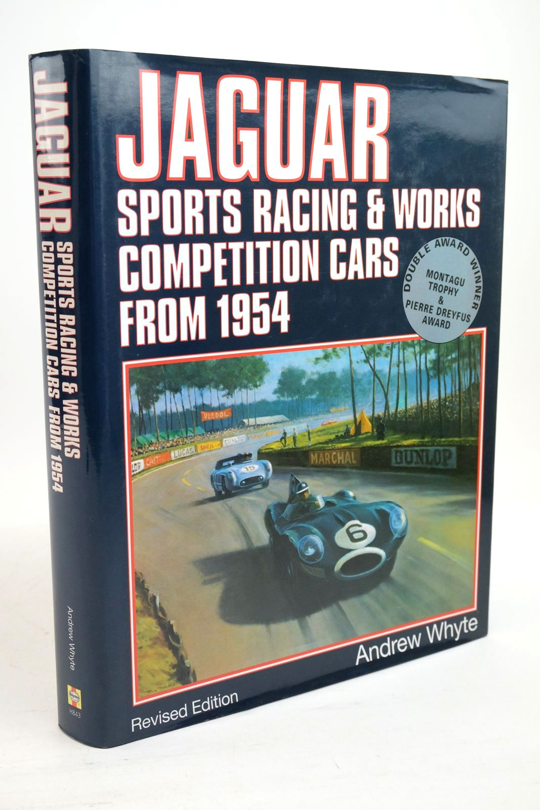 Photo of JAGUAR SPORTS RACING & WORKS COMPETITION CARS FROM 1954- Stock Number: 1321254