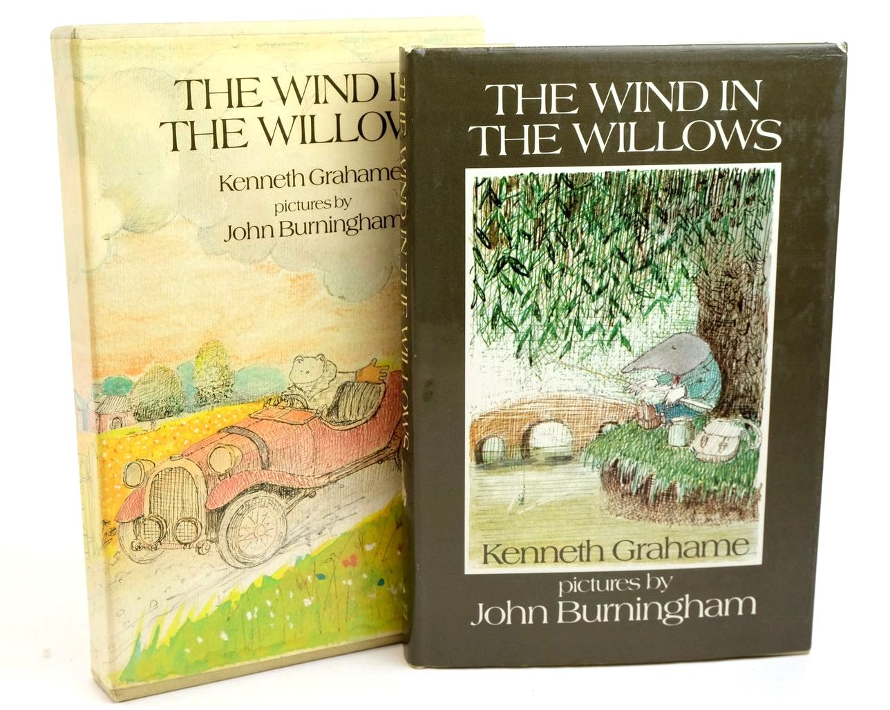 Photo of THE WIND IN THE WILLOWS- Stock Number: 1321266