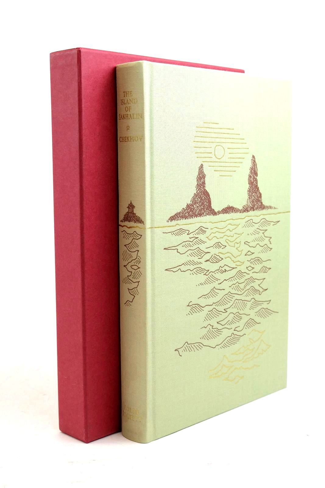Photo of THE ISLAND OF SAKHALIN written by Chekhov, Anton published by Folio Society (STOCK CODE: 1321268)  for sale by Stella & Rose's Books