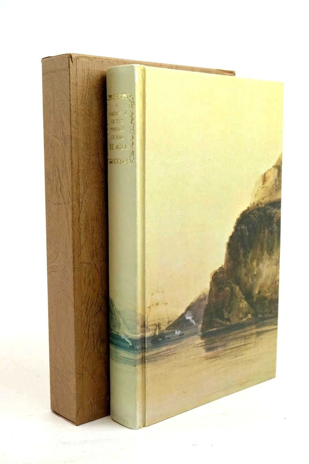 Photo of A NARRATIVE OF THE VOYAGE OF H.M.S. BEAGLE written by FitzRoy, Robert Stanbury, David published by Folio Society (STOCK CODE: 1321269)  for sale by Stella & Rose's Books