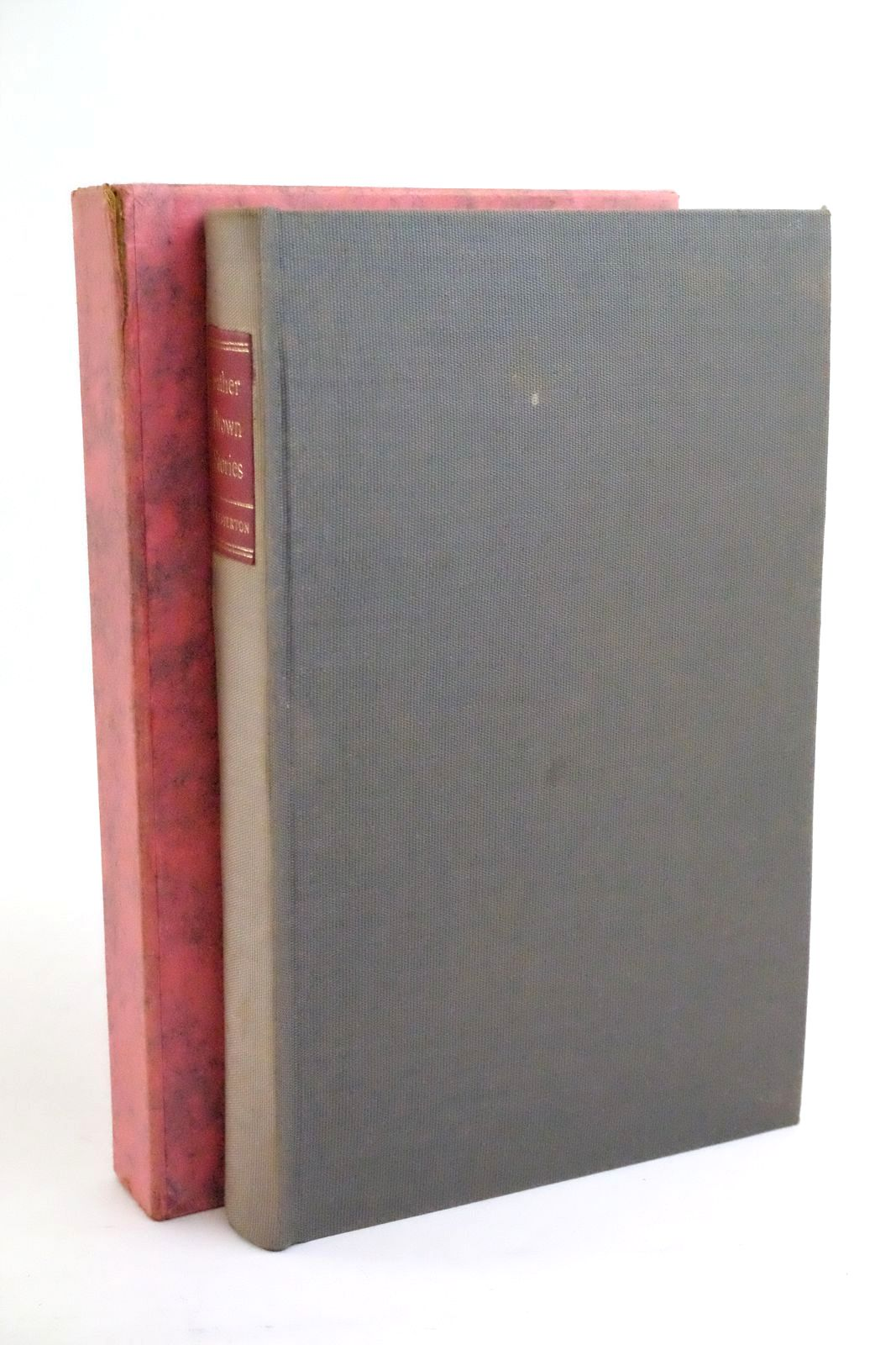 Photo of FATHER BROWN STORIES written by Chesterton, G.K. illustrated by Ardizzone, Edward published by Folio Society (STOCK CODE: 1321275)  for sale by Stella & Rose's Books