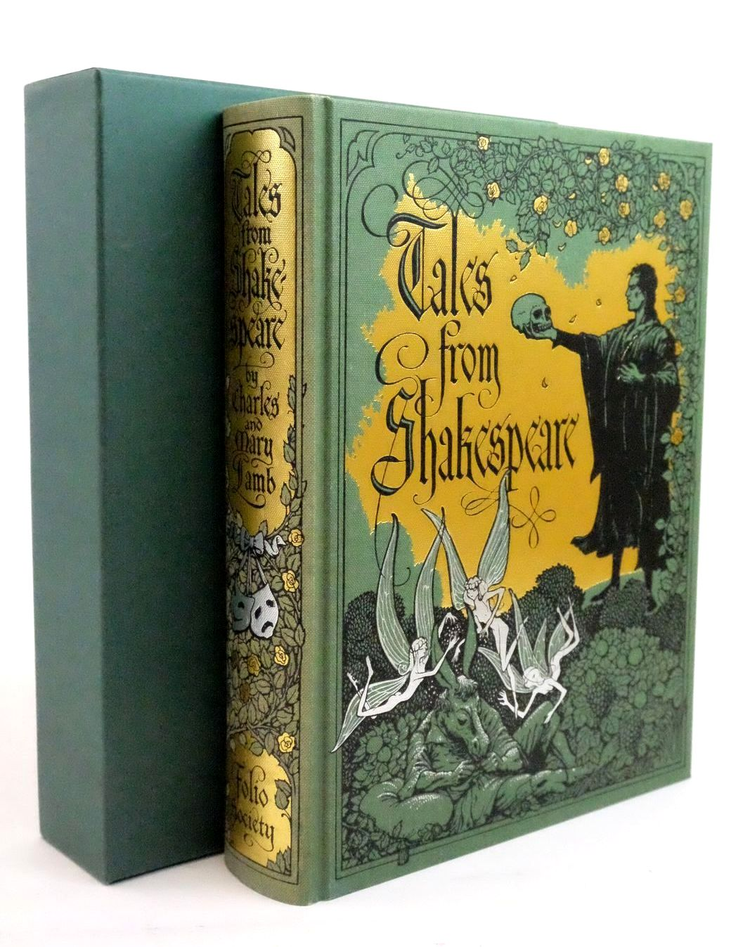 Photo of TALES FROM SHAKESPEARE written by Shakespeare, William Lamb, Charles Lamb, Mary illustrated by Maclise, Daniel Fuseli, Henry et al.,  published by Folio Society (STOCK CODE: 1321278)  for sale by Stella & Rose's Books