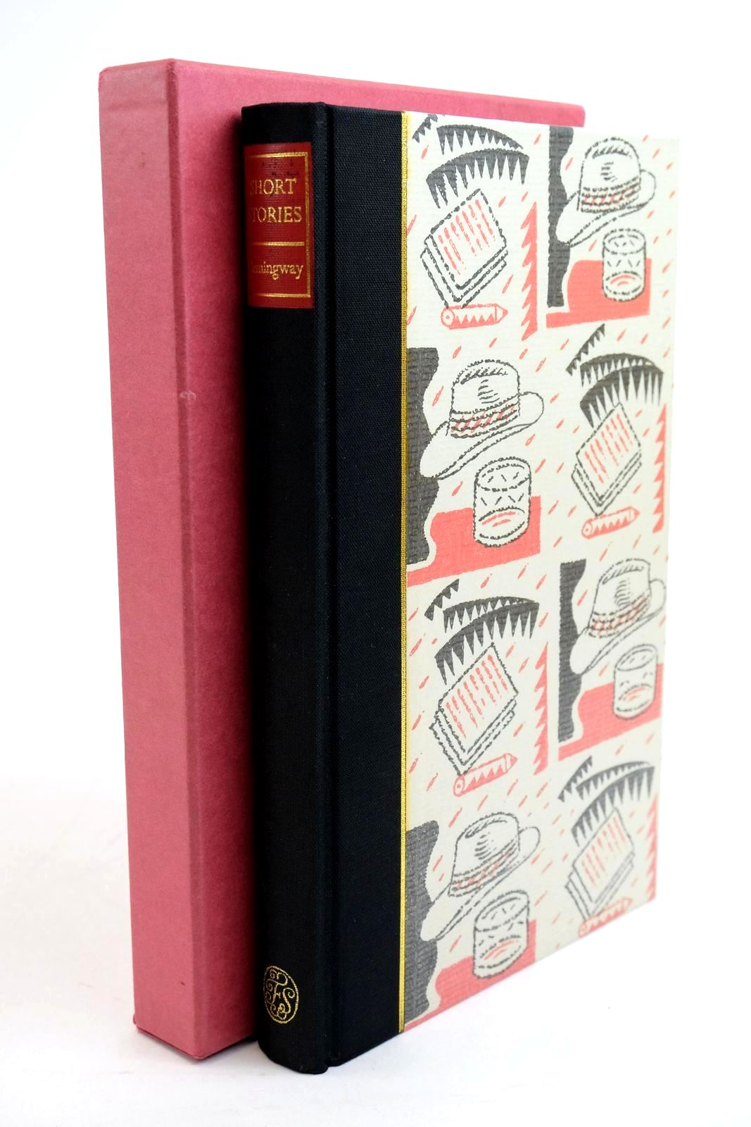 Photo of SHORT STORIES written by Hemingway, Ernest Hughes, David illustrated by Beck, Ian published by Folio Society (STOCK CODE: 1321302)  for sale by Stella & Rose's Books