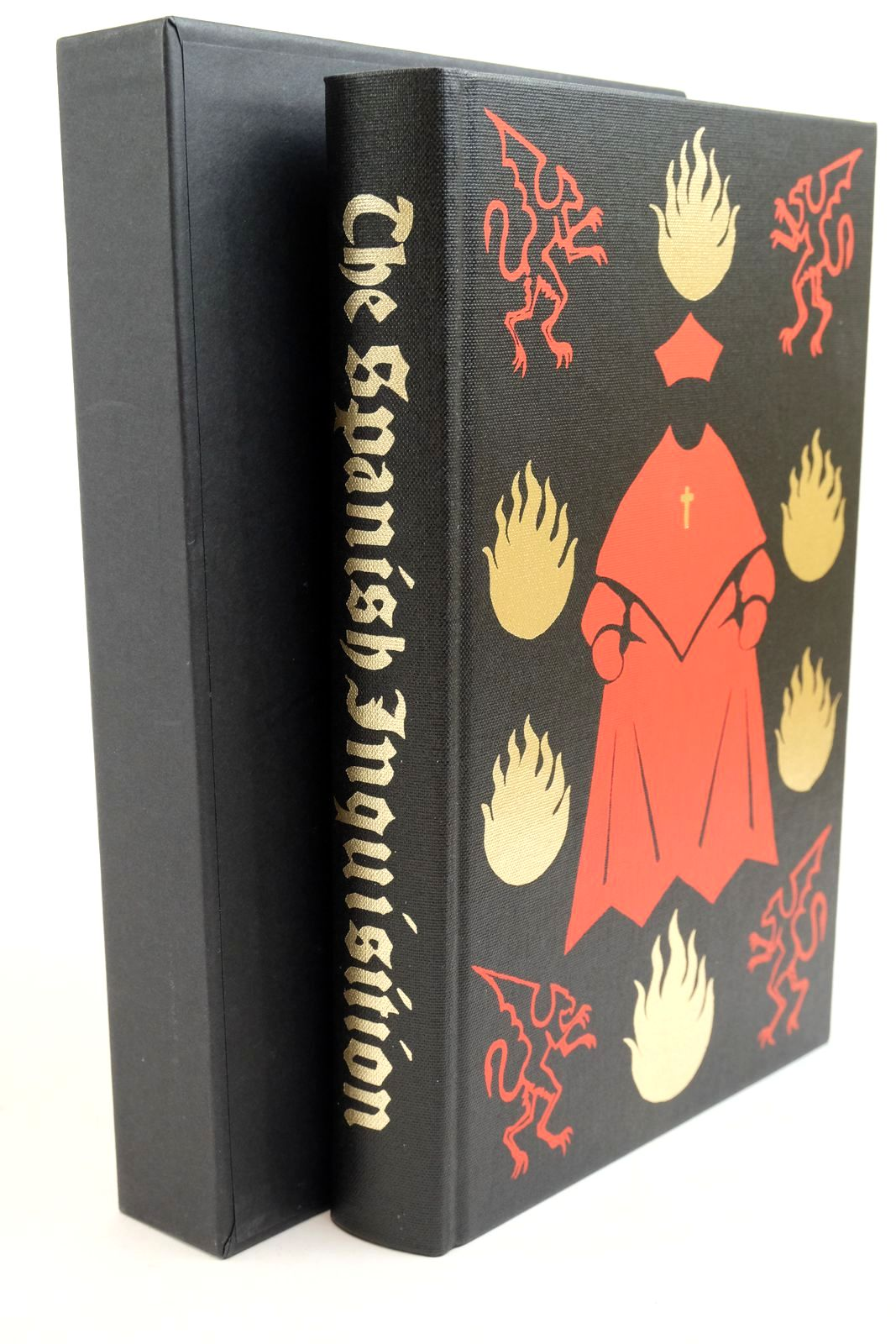 Photo of THE SPANISH INQUISITION written by Kamen, Henry published by Folio Society (STOCK CODE: 1321360)  for sale by Stella & Rose's Books