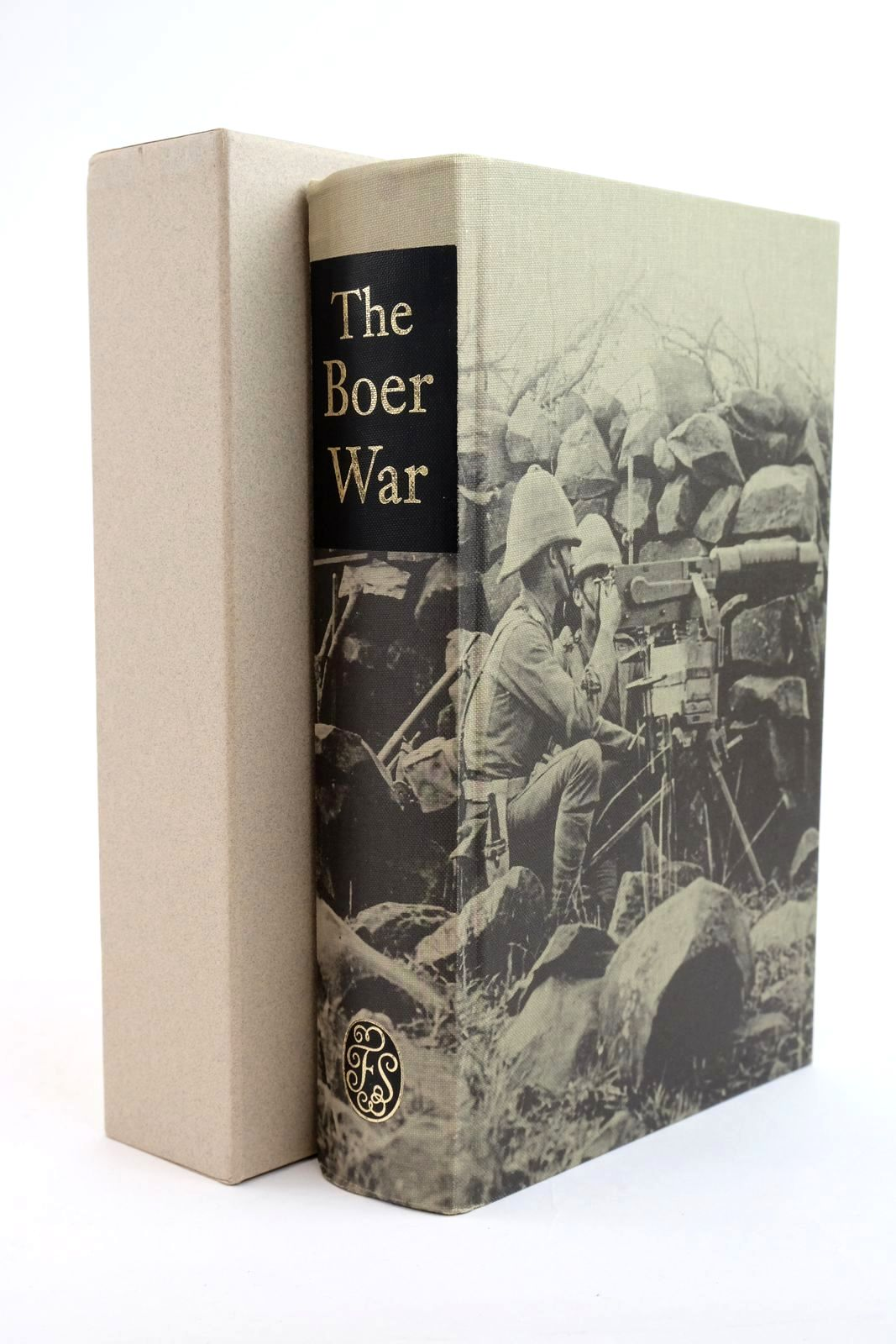 Photo of THE BOER WAR written by Pakenham, Thomas published by Folio Society (STOCK CODE: 1321365)  for sale by Stella & Rose's Books